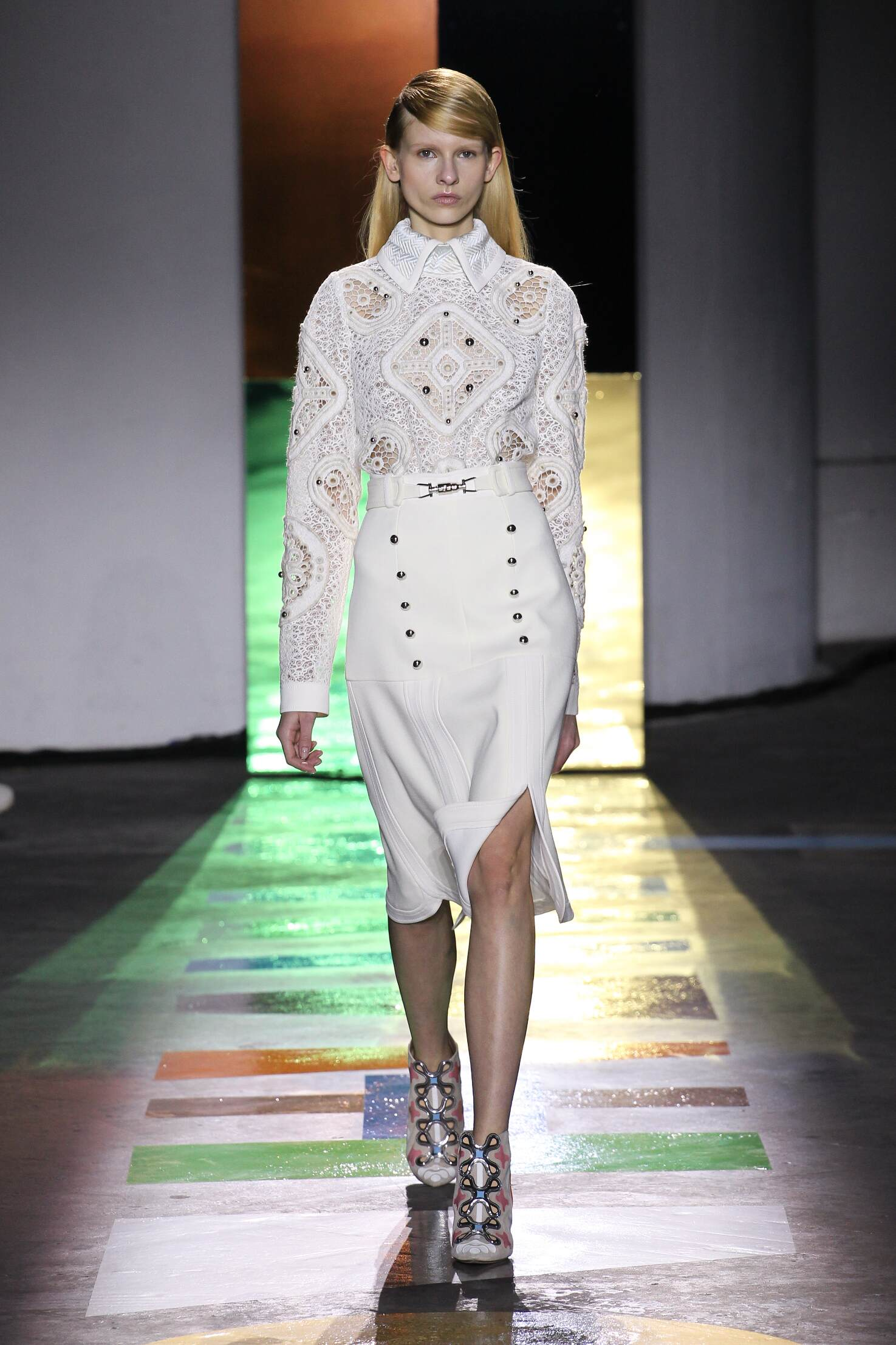 Winter 2015 Fashion Show Peter Pilotto Collection