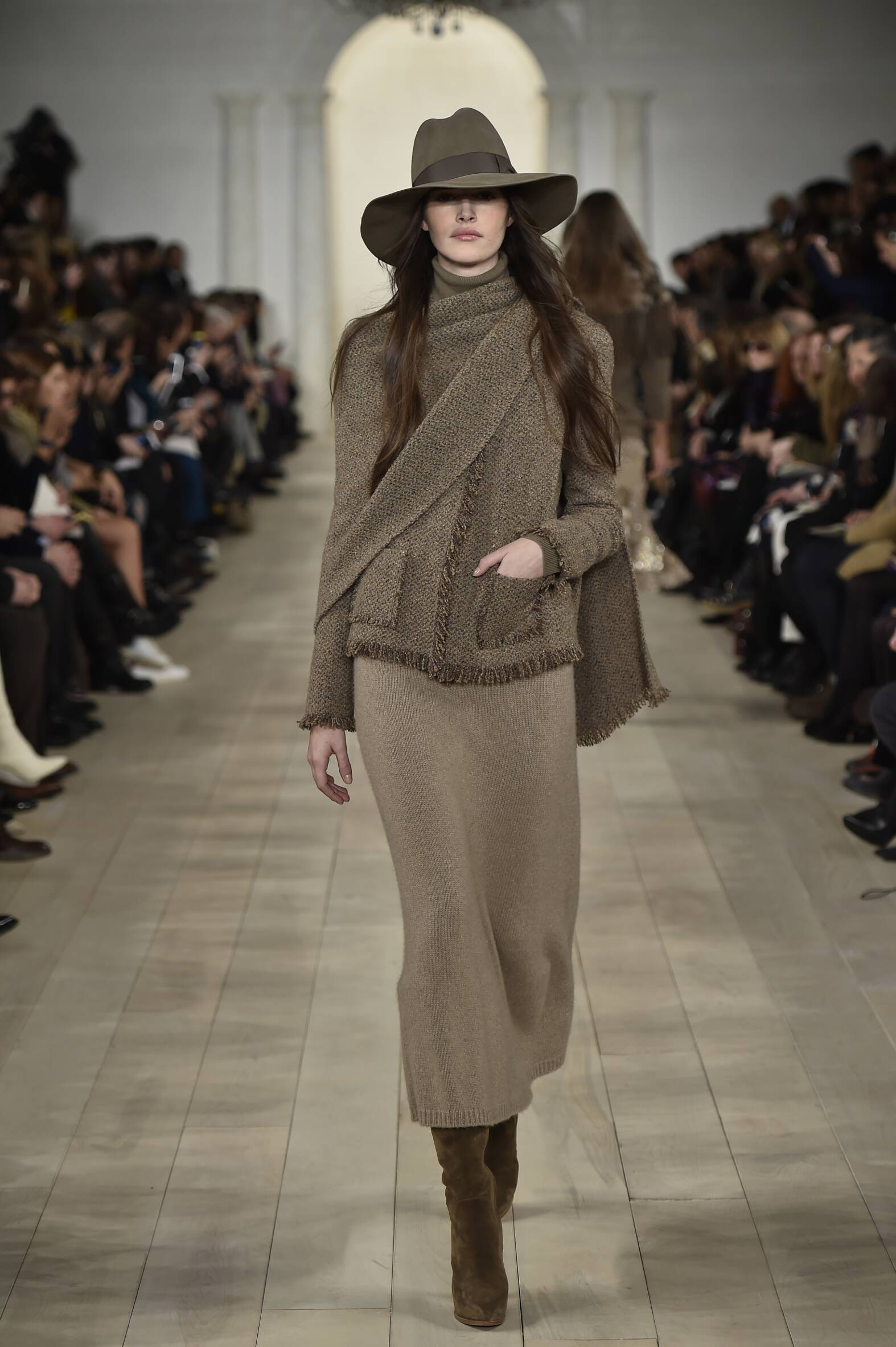 Winter 2015 Fashion Show Ralph Lauren Collection