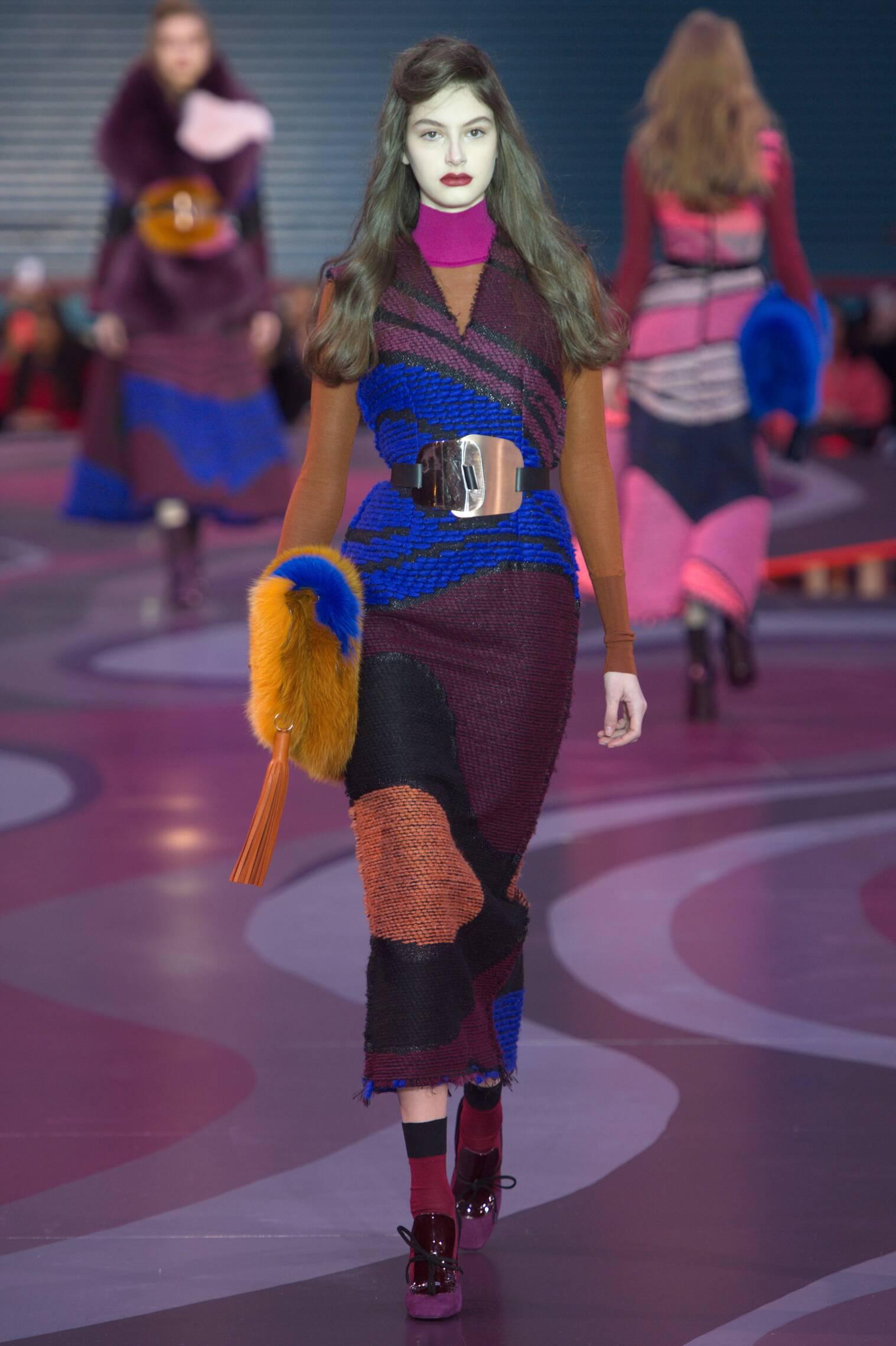 Winter 2015 Fashion Show Roksanda Collection