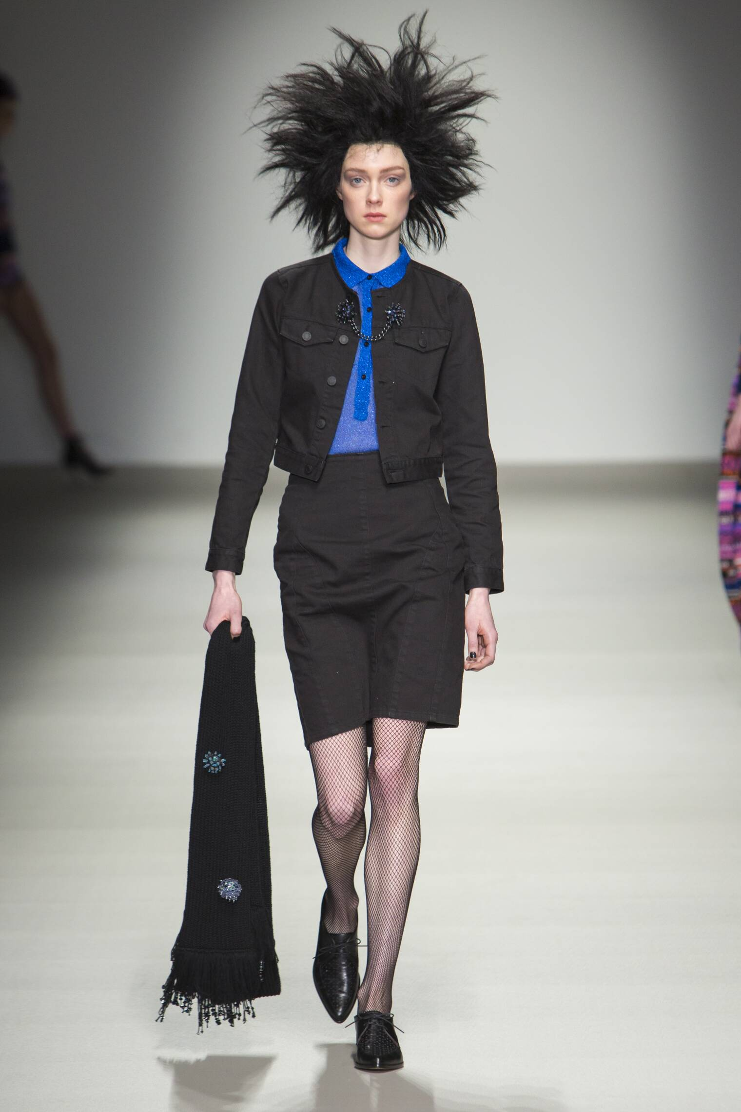 Winter 2015 Fashion Show Sibling Collection