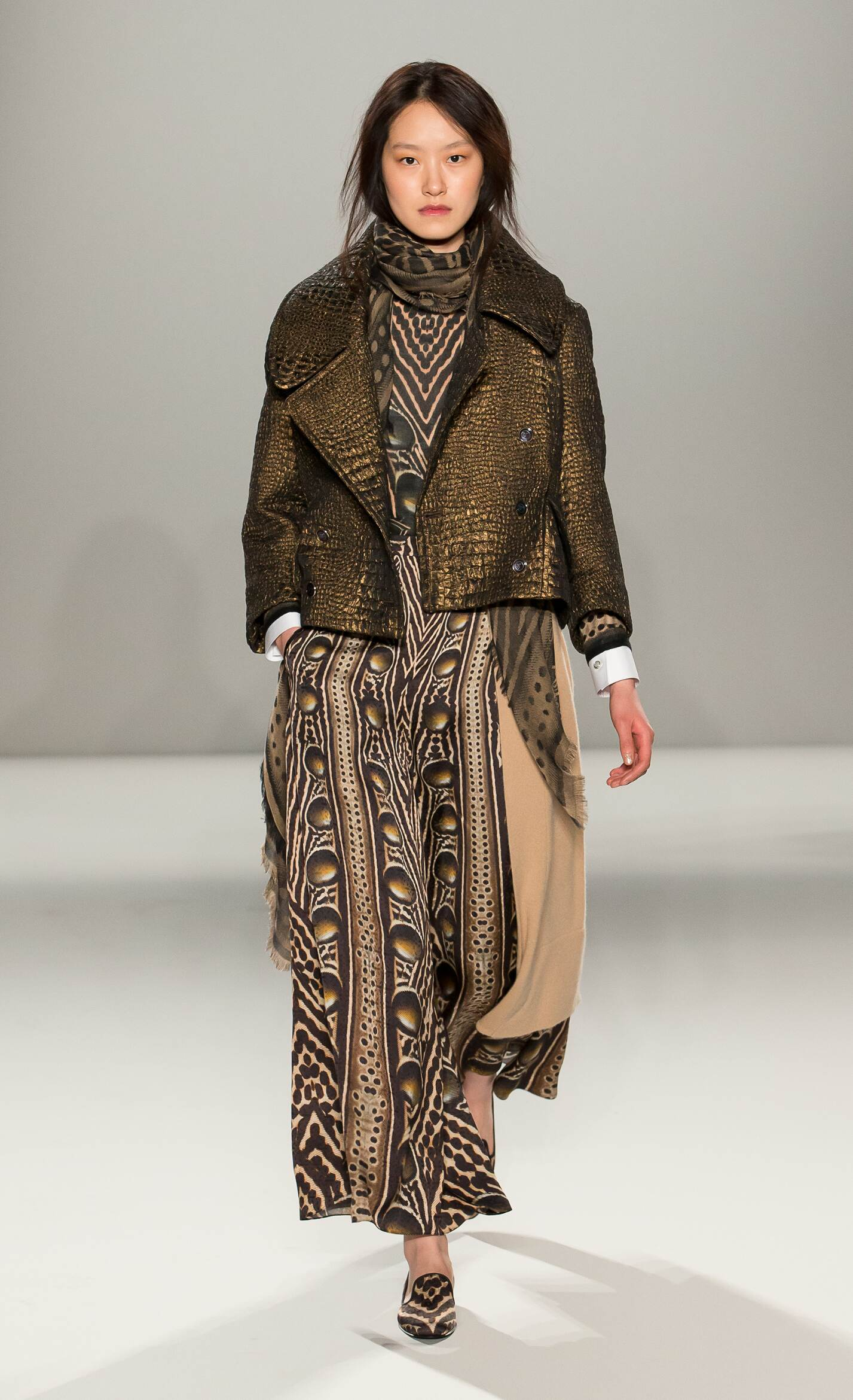 Winter 2015 Fashion Show Temperley London Collection