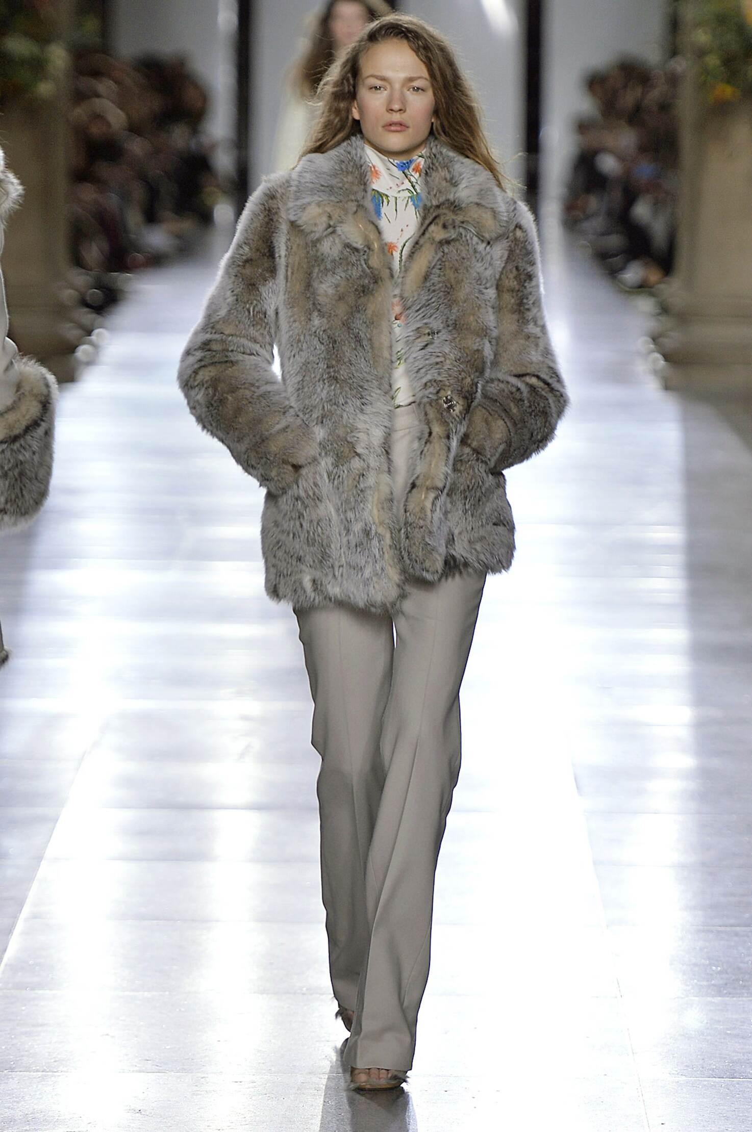 Winter 2015 Fashion Show Topshop Unique Collection