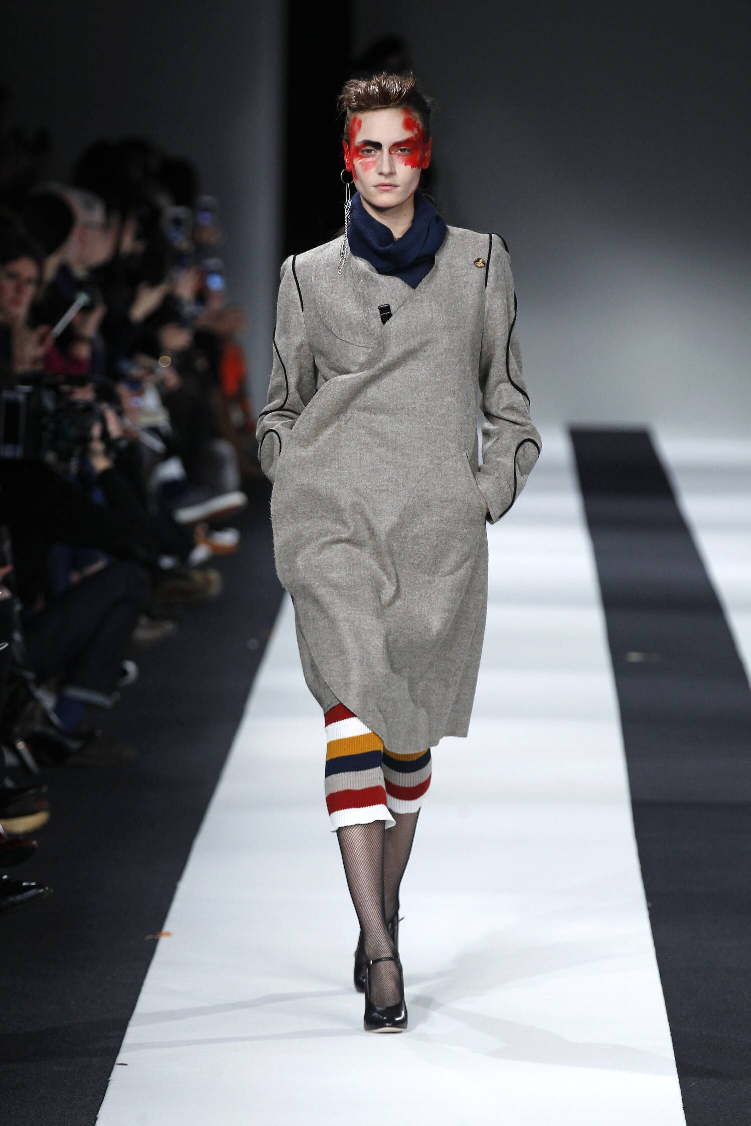 Winter 2015 Fashion Show Vivienne Westwood Red Label Collection