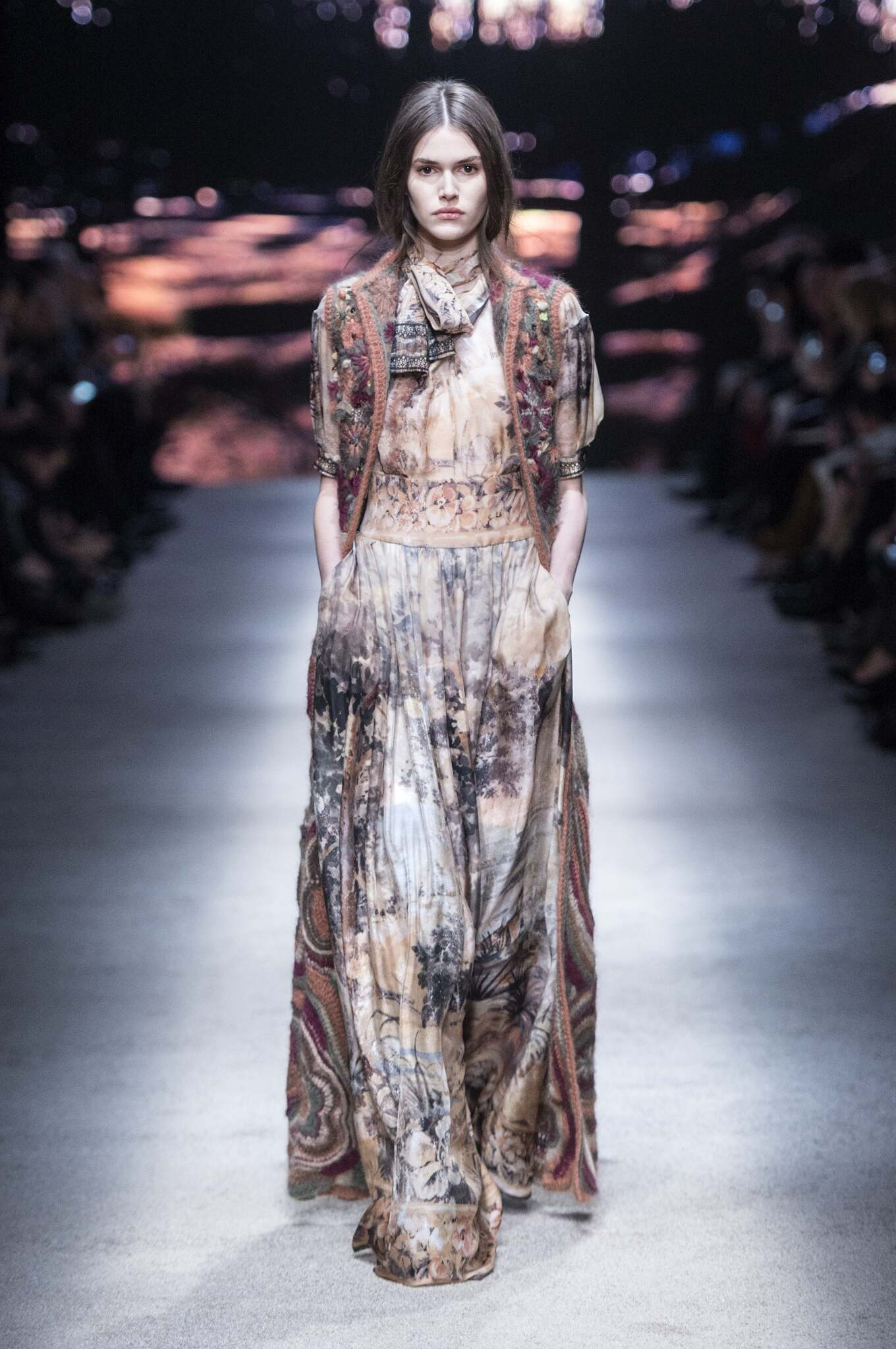 Winter 2015 Fashion Trends Alberta Ferretti Collection