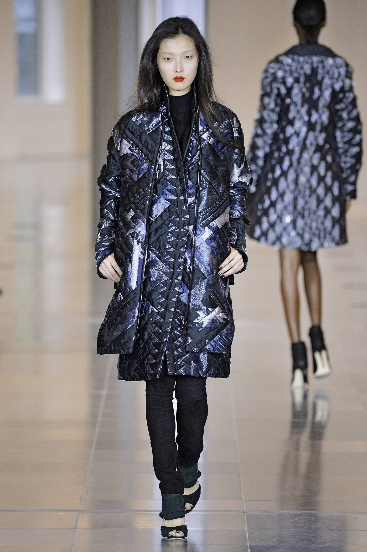 Winter 2015 Fashion Trends Antonio Berardi Collection