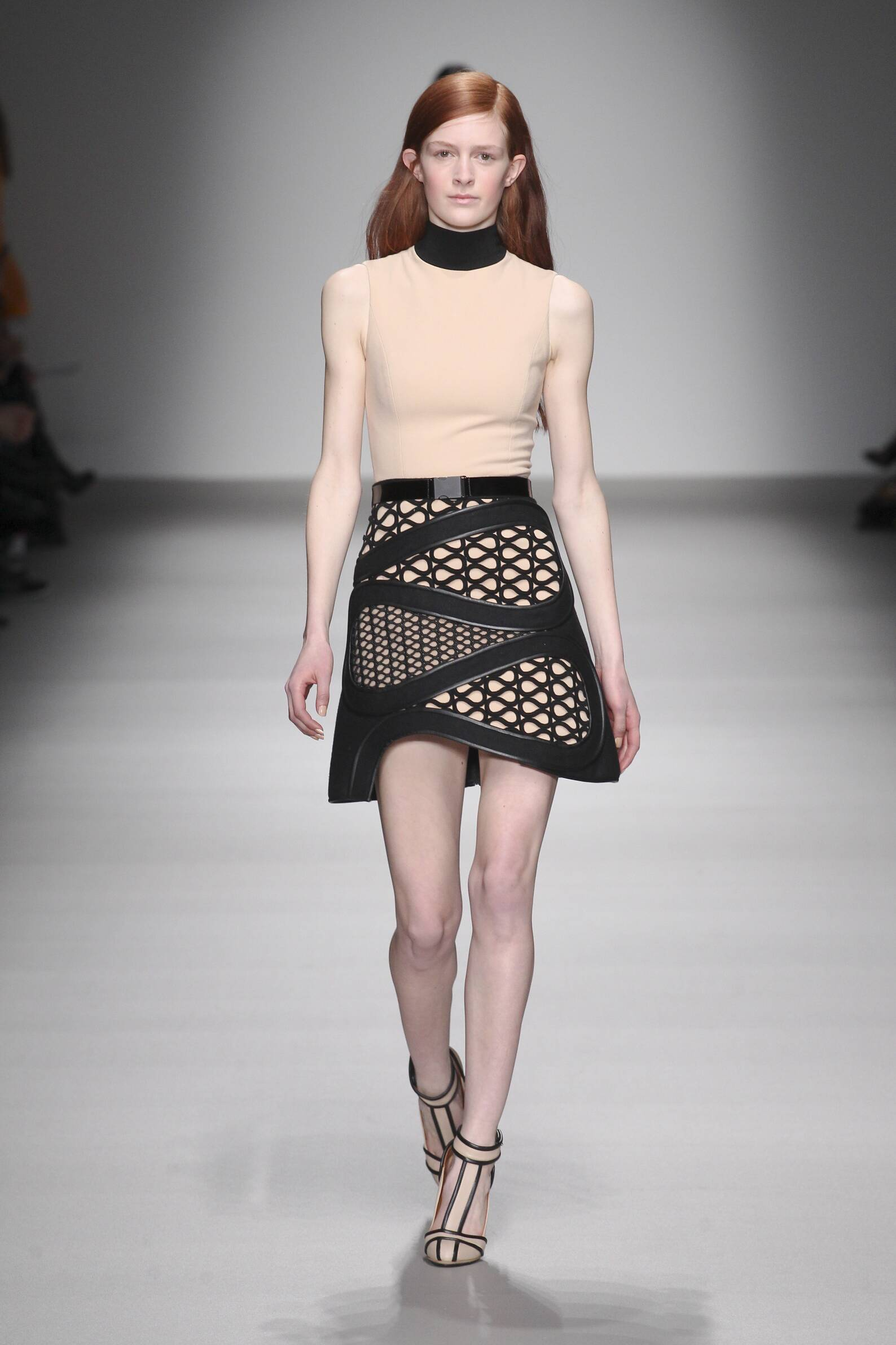 Winter 2015 Fashion Trends David Koma Collection