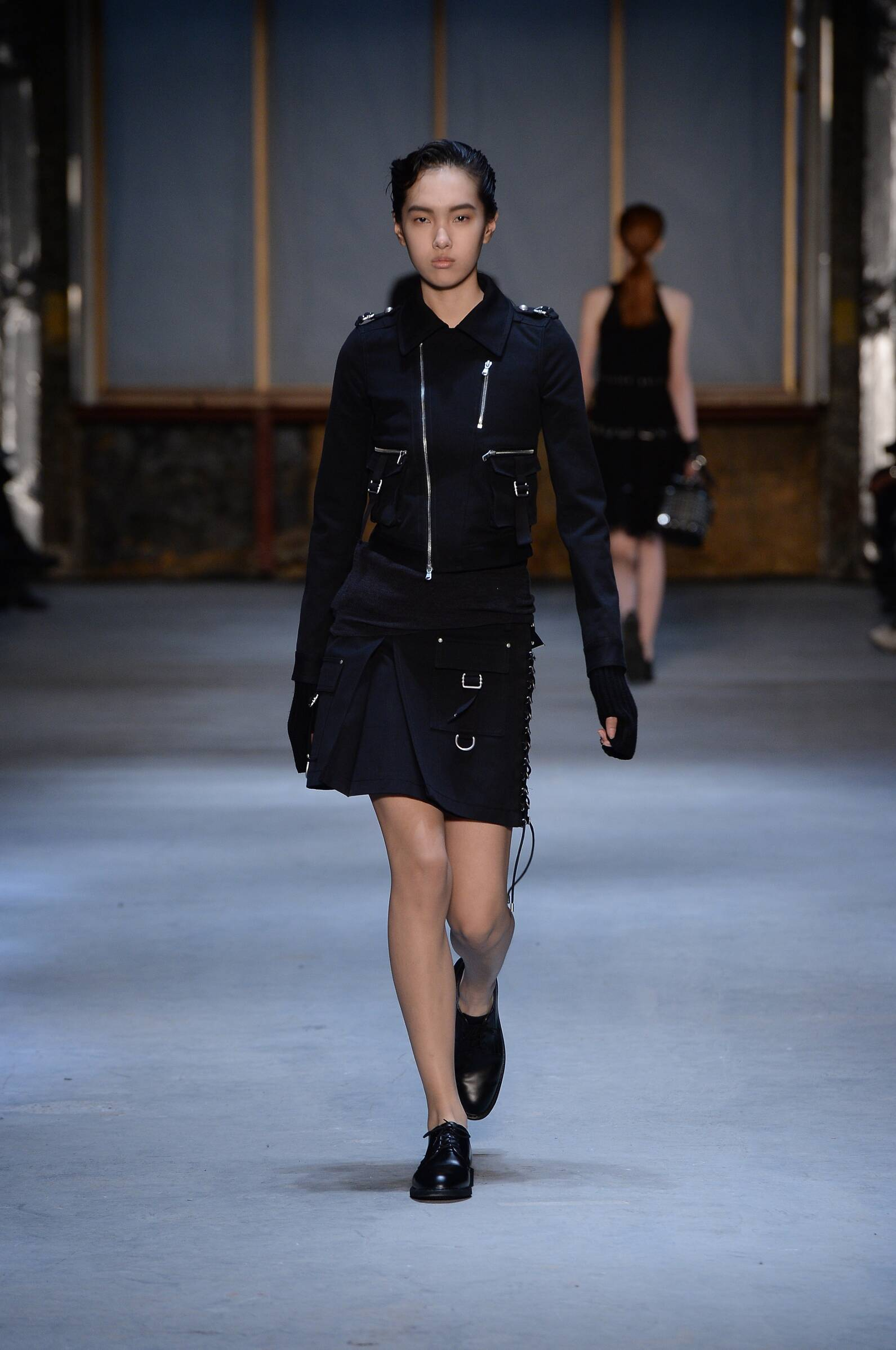 Winter 2015 Fashion Trends Diesel Black Gold Collection