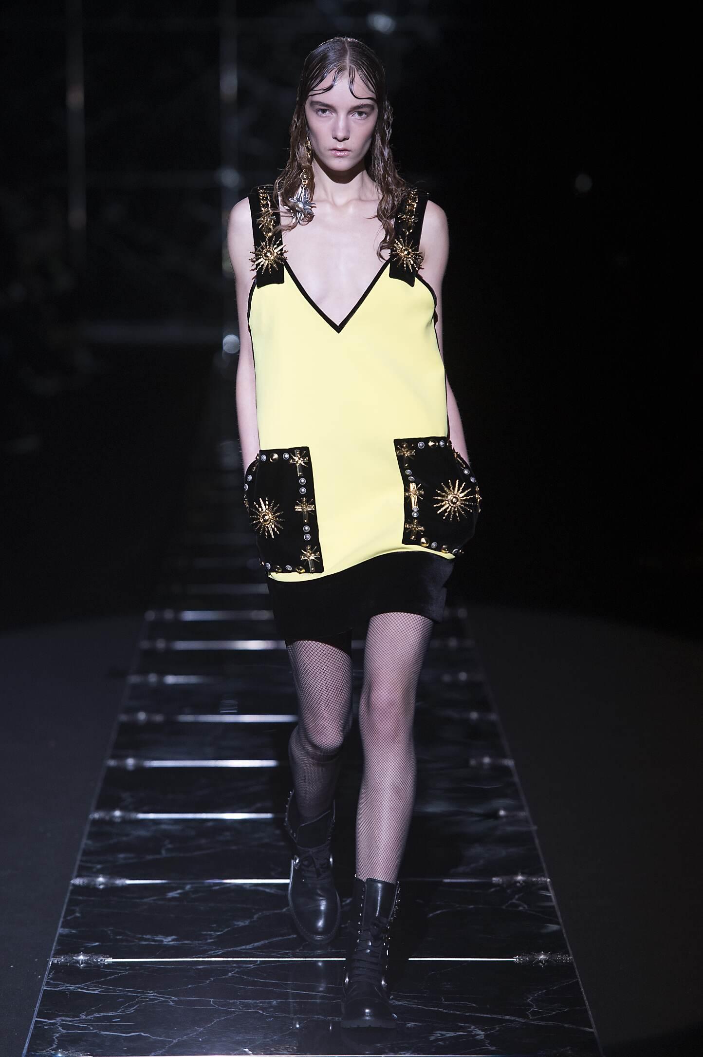 Winter 2015 Fashion Trends Fausto Puglisi Collection