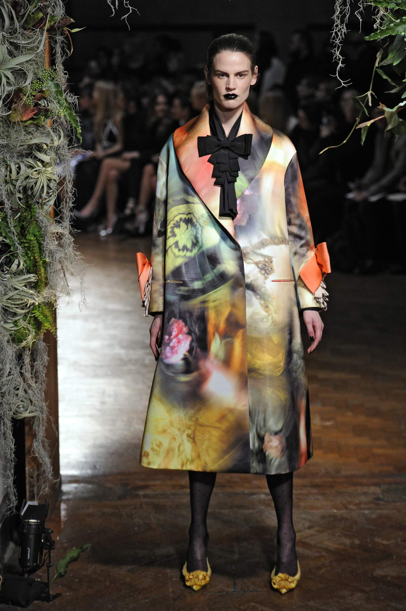 Winter 2015 Fashion Trends Giles Collection