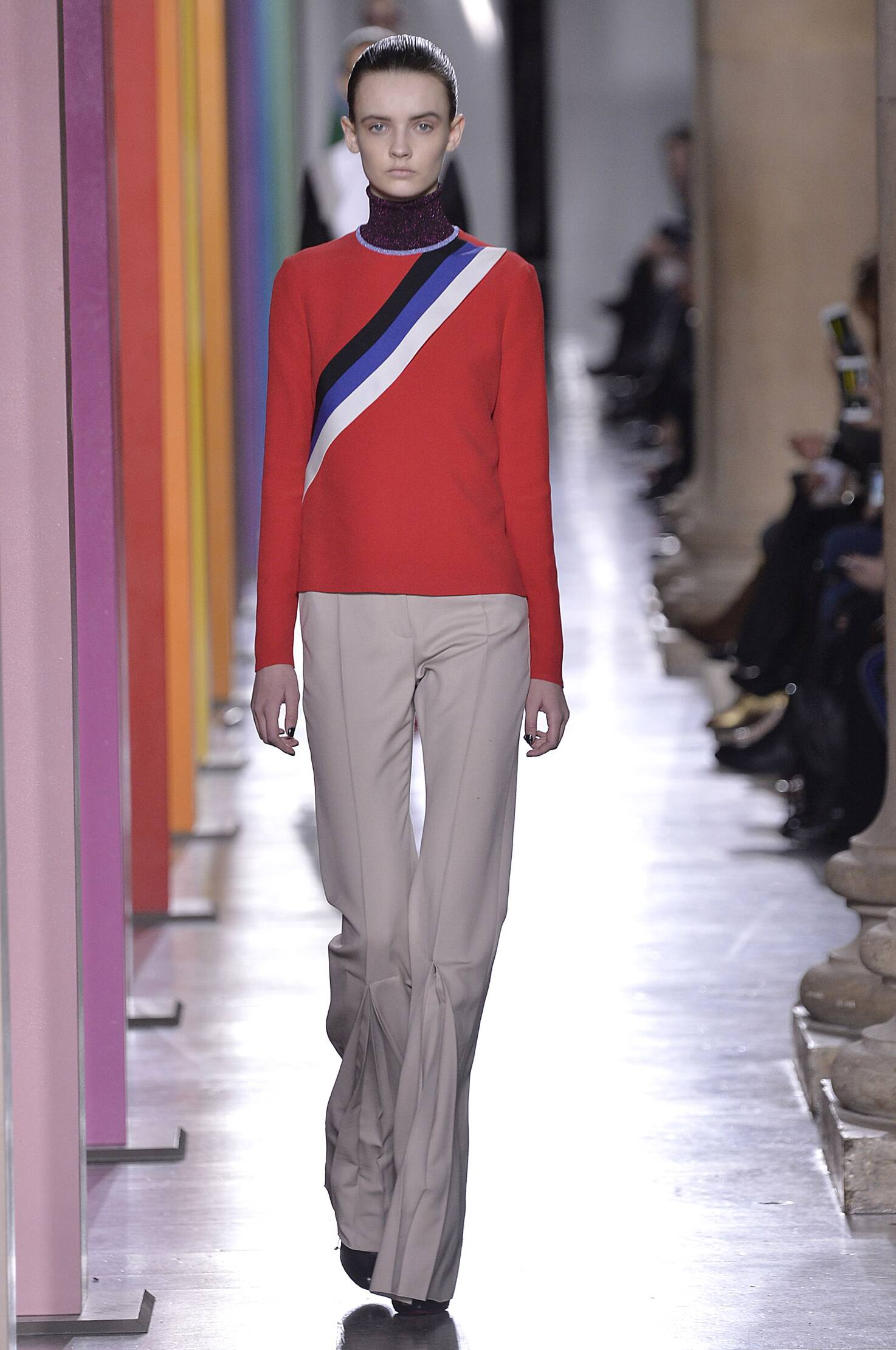 Winter 2015 Fashion Trends Jonathan Saunders Collection