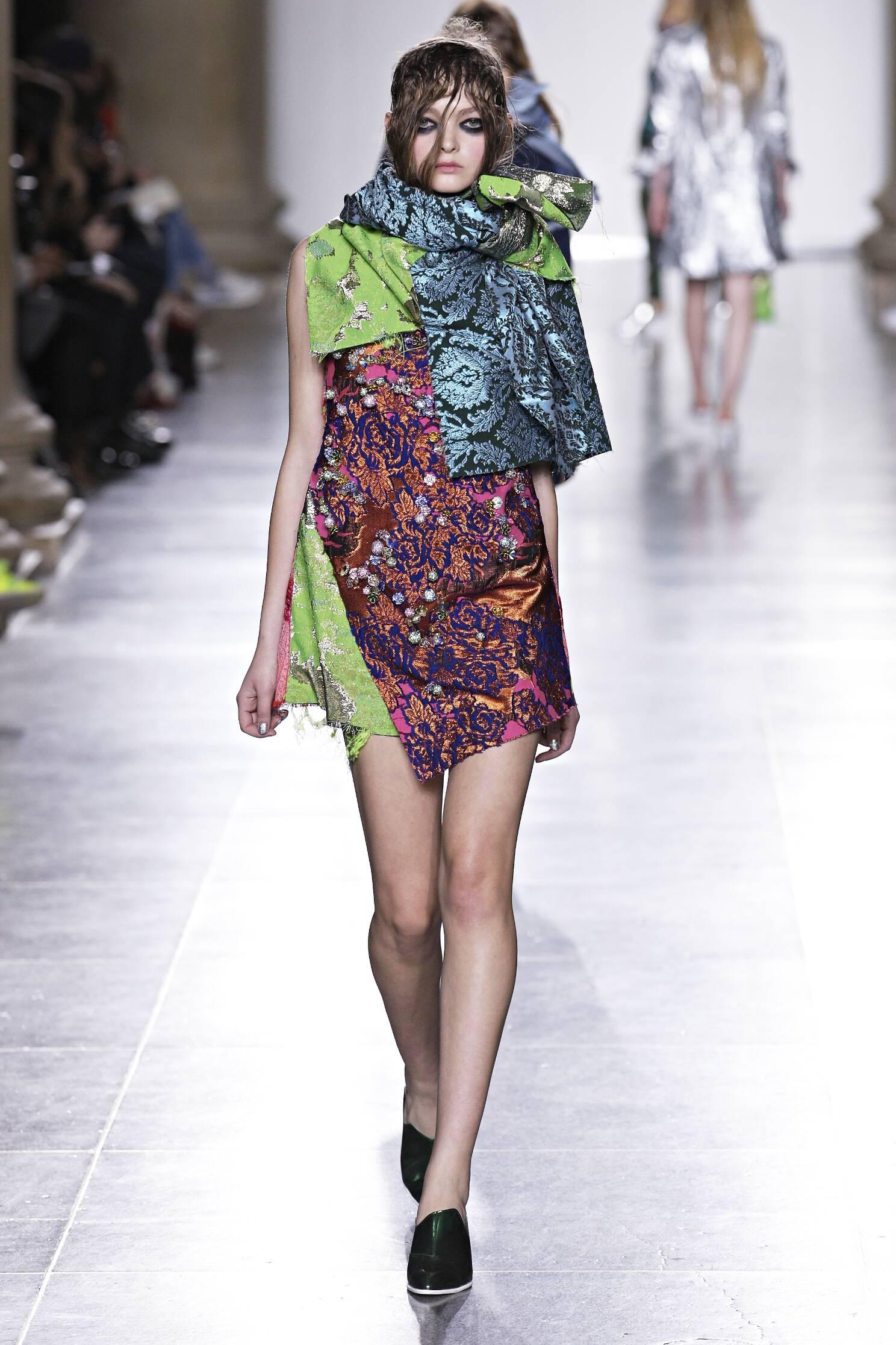 Winter 2015 Fashion Trends Marques Almeida Collection