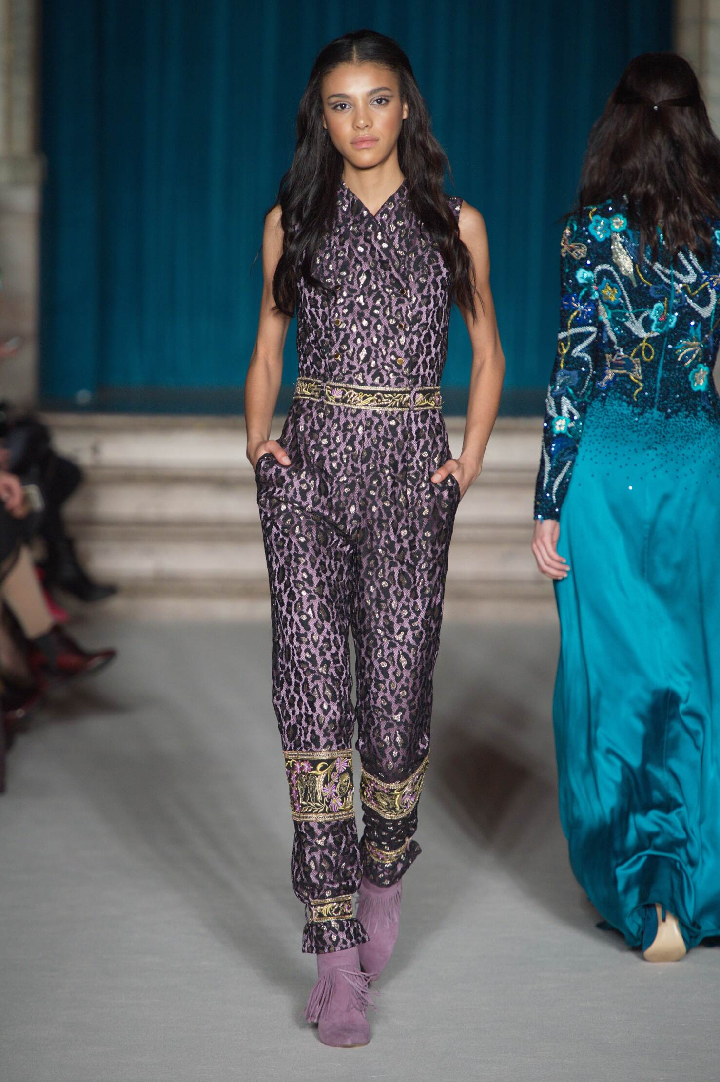 Winter 2015 Fashion Trends Matthew Williamson Collection