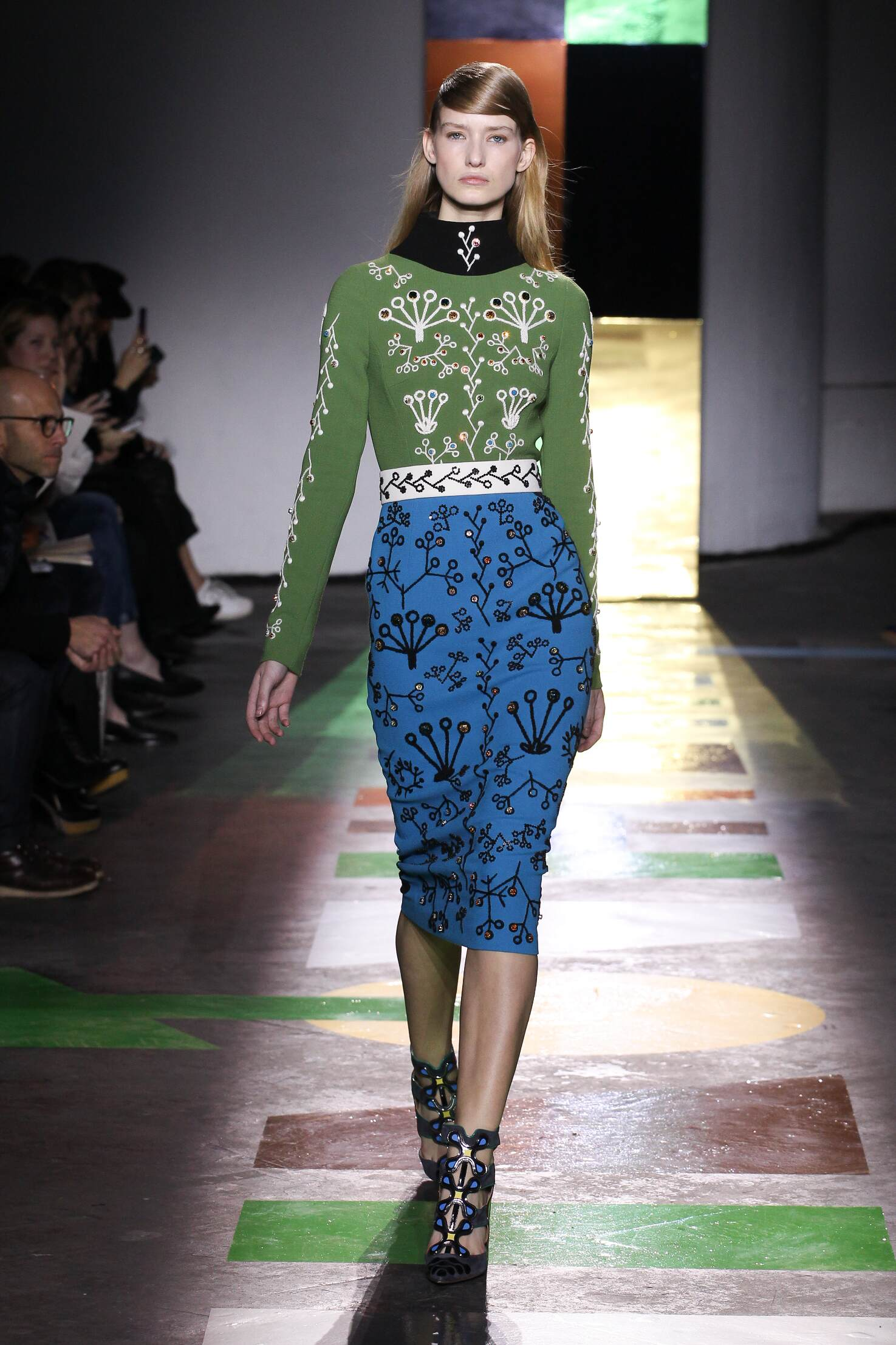 Winter 2015 Fashion Trends Peter Pilotto Collection