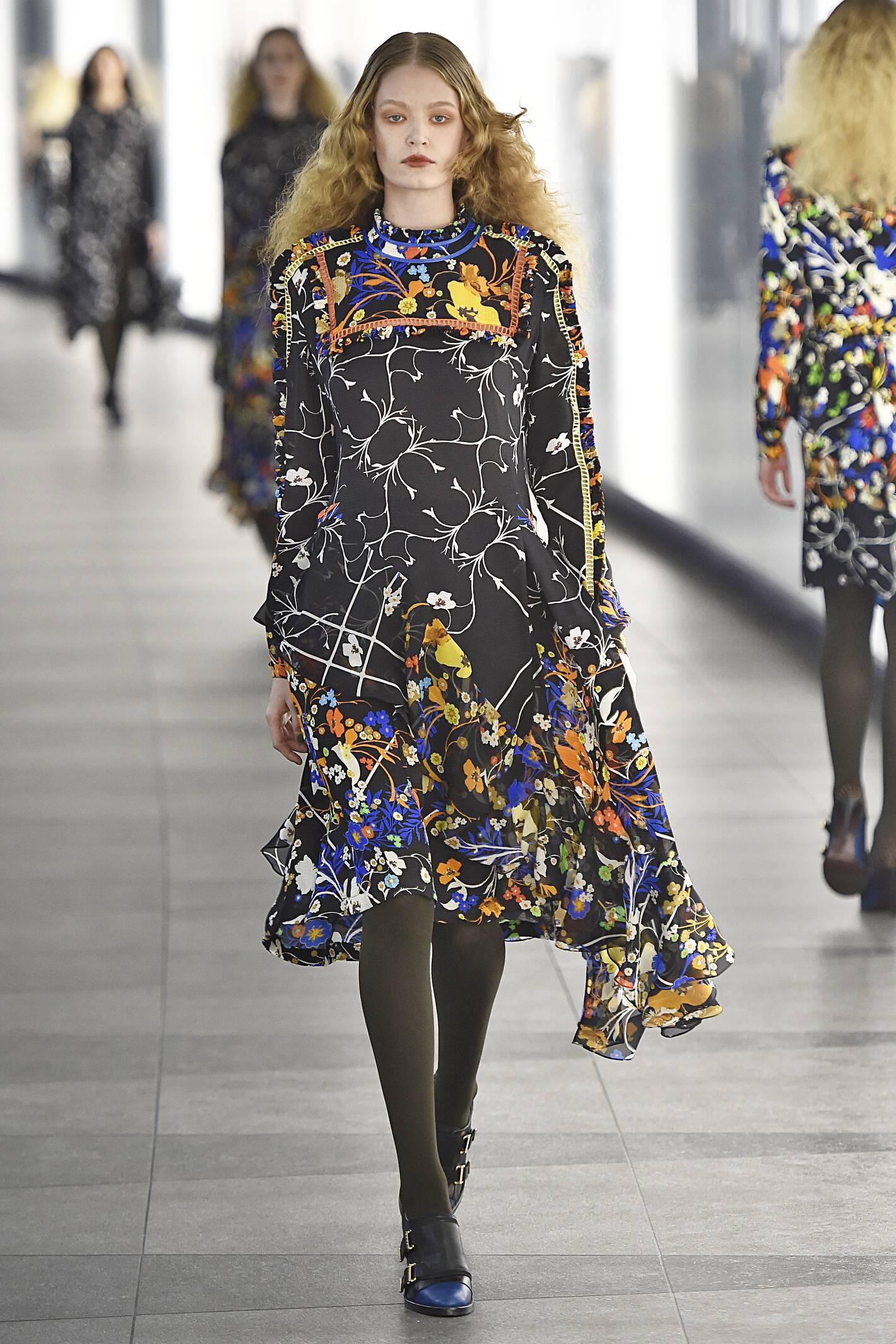 Winter 2015 Fashion Trends Preen by Thornton Bregazzi Collection
