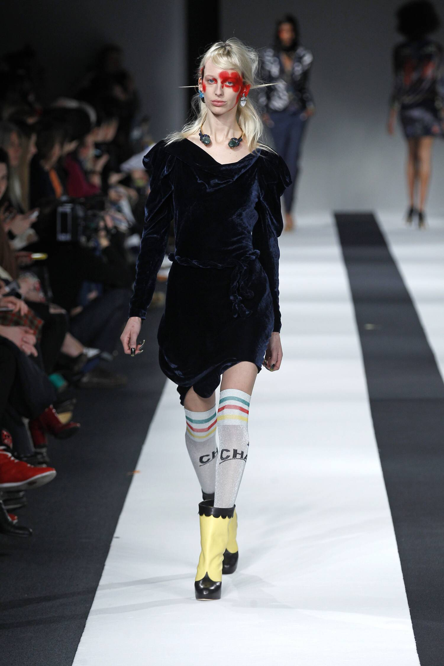 Winter 2015 Fashion Trends Vivienne Westwood Red Label Collection