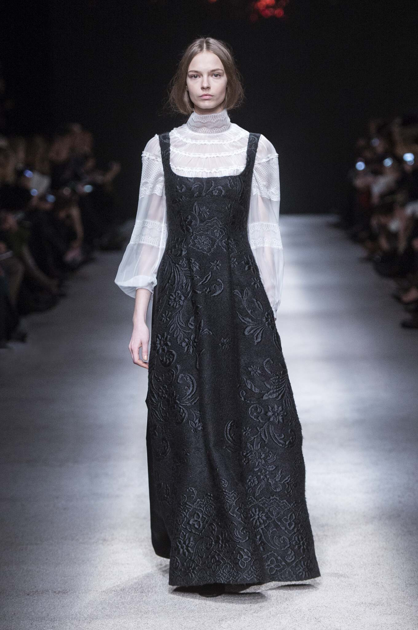 Winter 2015 Runway Alberta Ferretti
