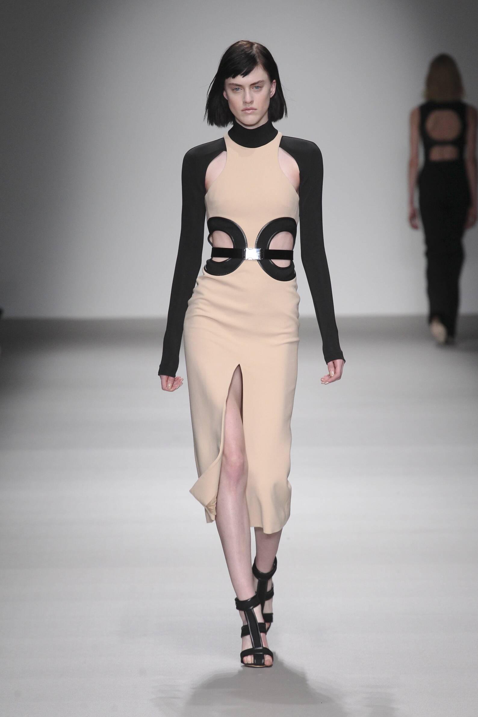 Winter 2015 Woman Trends David Koma Collection