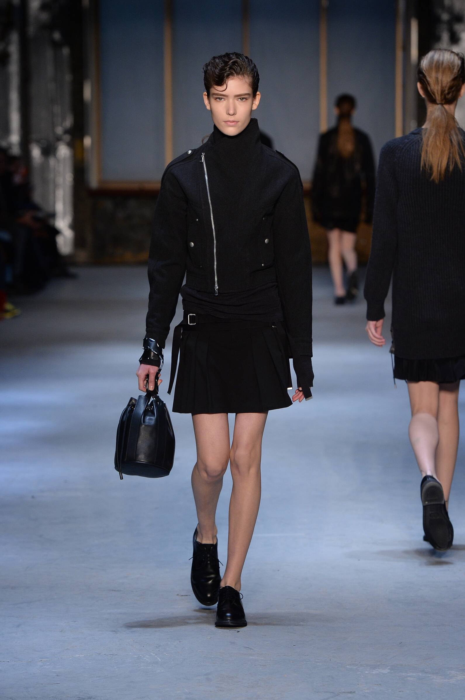 Winter 2015 Woman Trends Diesel Black Gold Collection