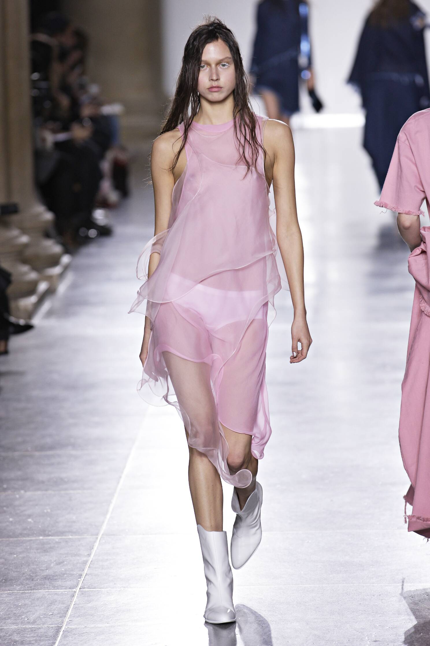 Winter 2015 Woman Trends Marques Almeida Collection