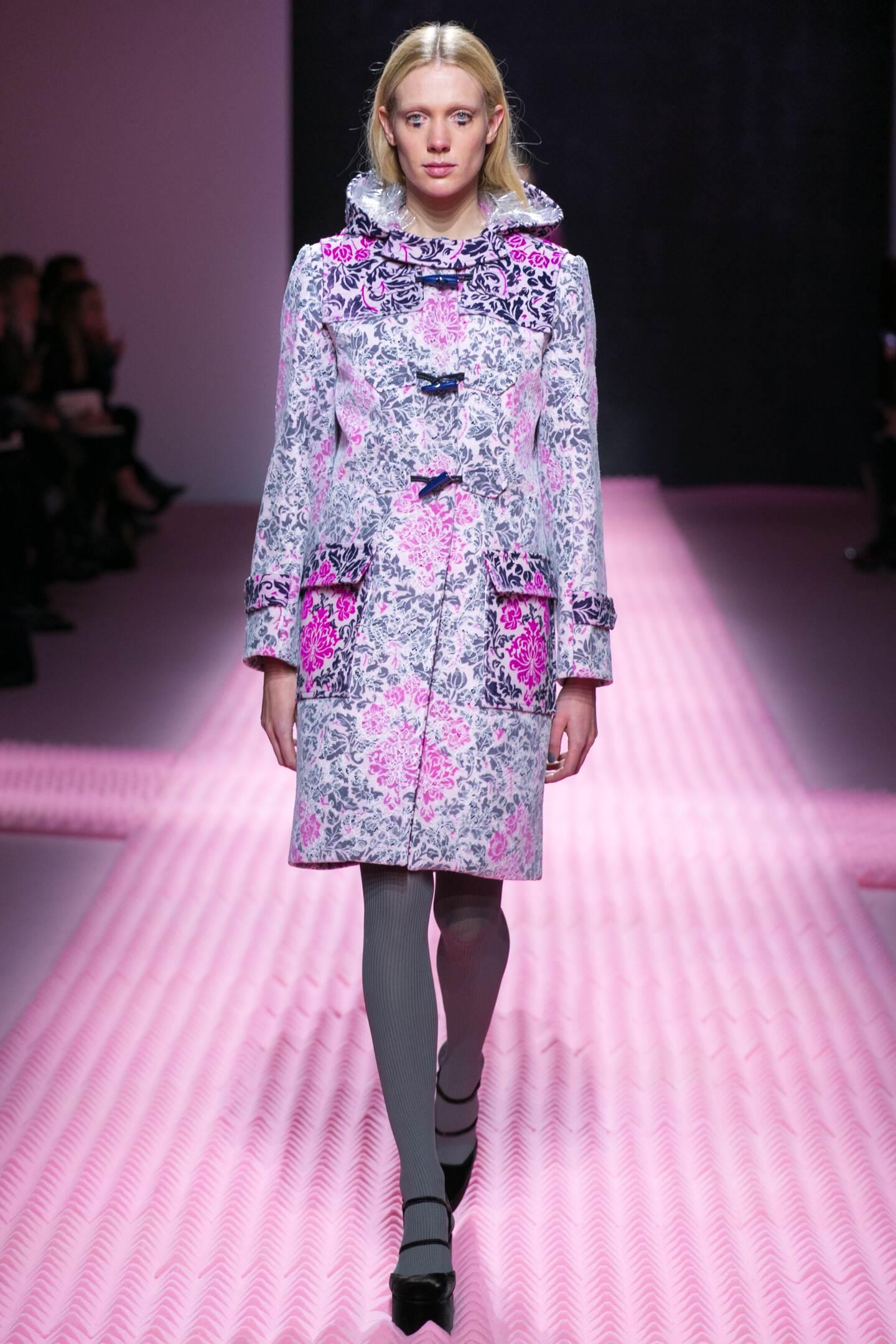 Winter 2015 Woman Trends Mary Katrantzou Collection