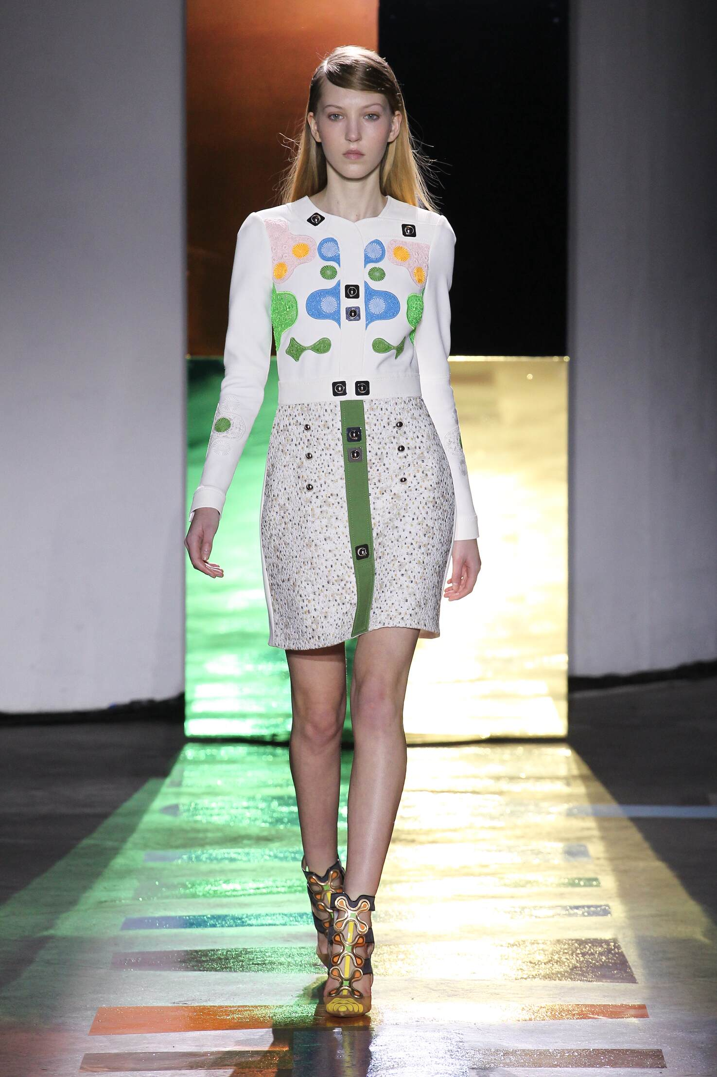 Winter 2015 Woman Trends Peter Pilotto Collection