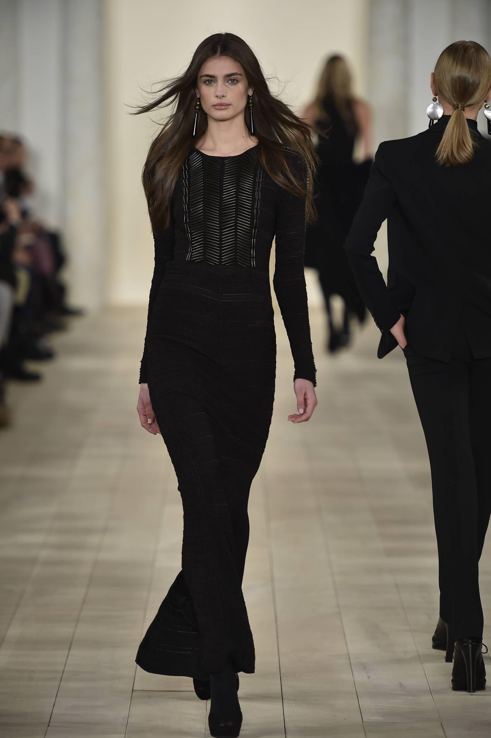 Winter 2015 Woman Trends Ralph Lauren Collection