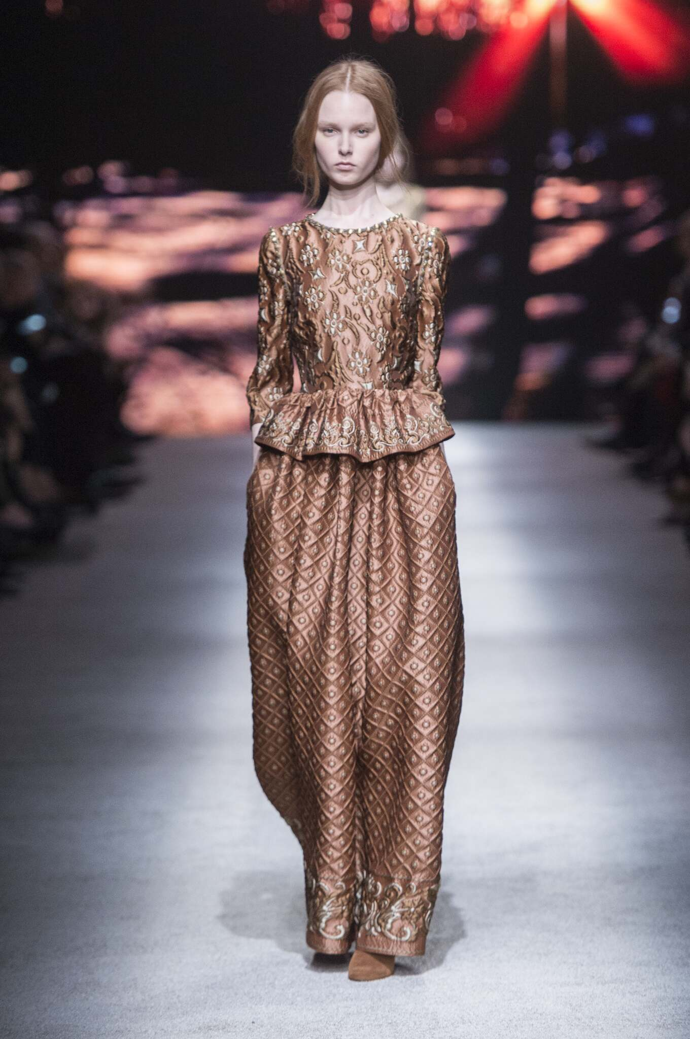 Winter Fashion Trends 2015 2016 Alberta Ferretti Collection