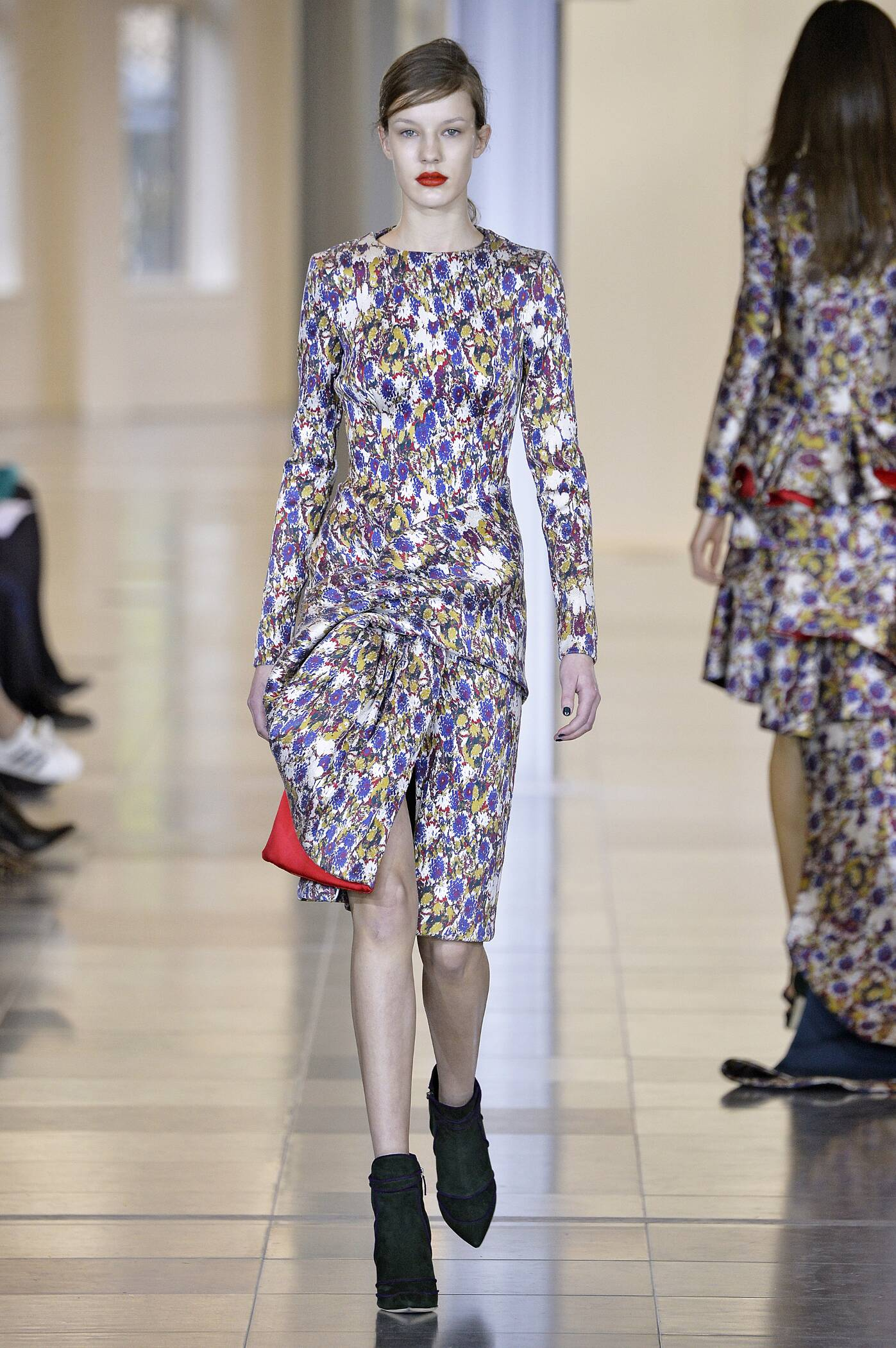 Winter Fashion Trends 2015 2016 Antonio Berardi Collection