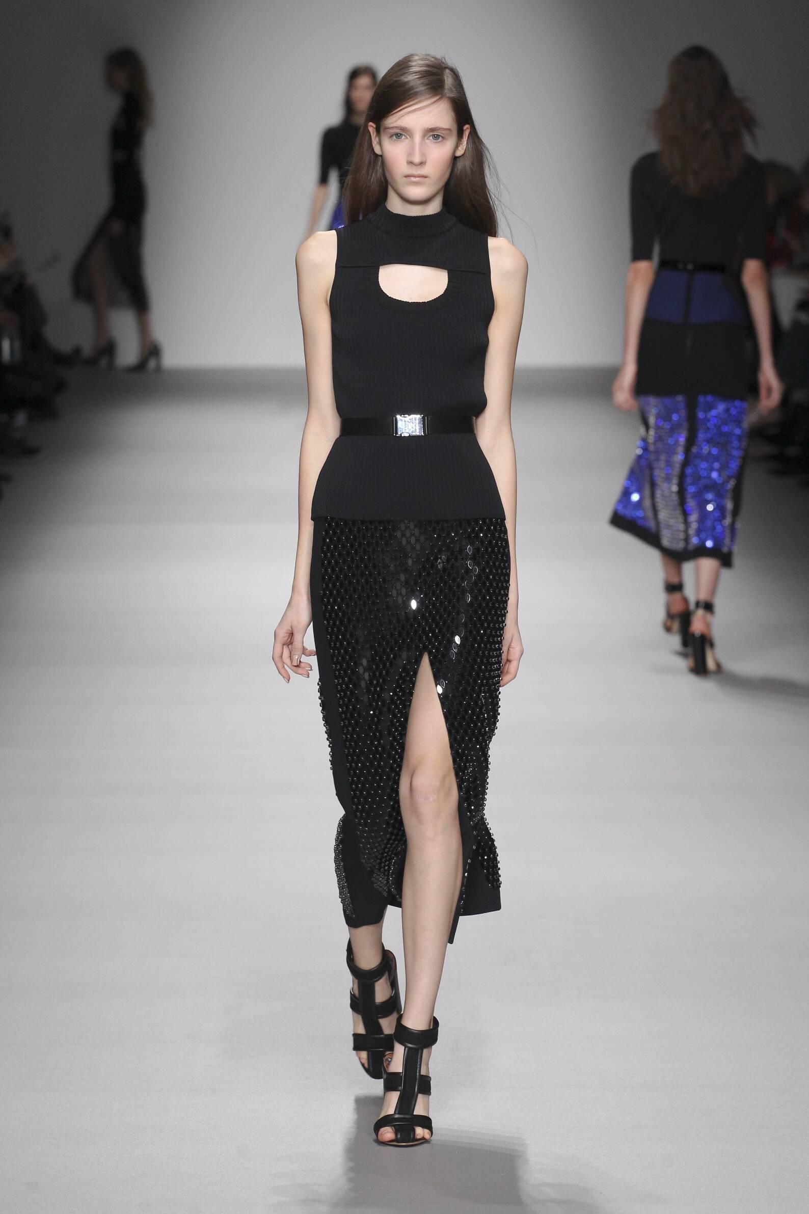 Winter Fashion Trends 2015 2016 David Koma Collection