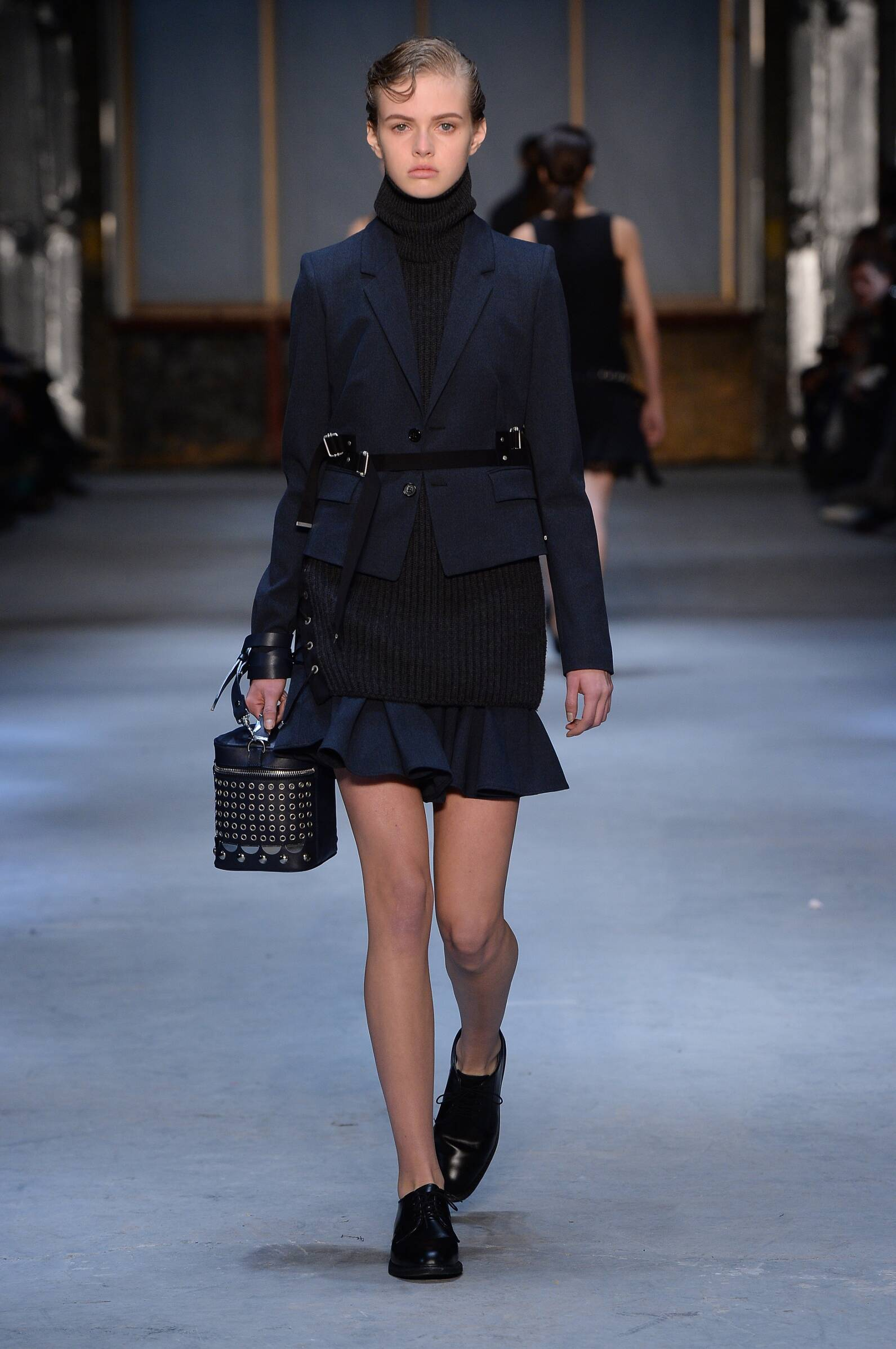 Winter Fashion Trends 2015 2016 Diesel Black Gold Collection