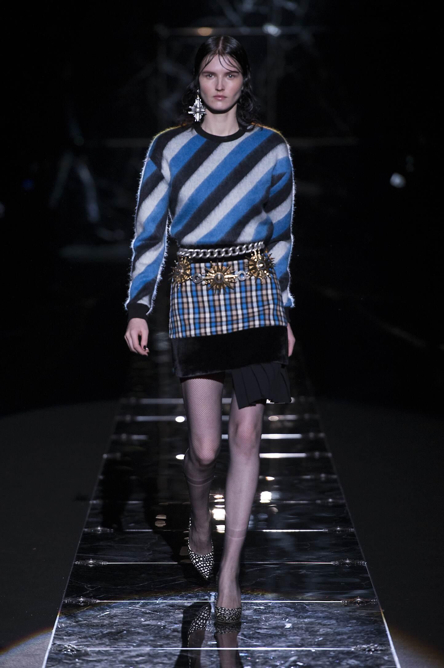 Winter Fashion Trends 2015 2016 Fausto Puglisi Collection