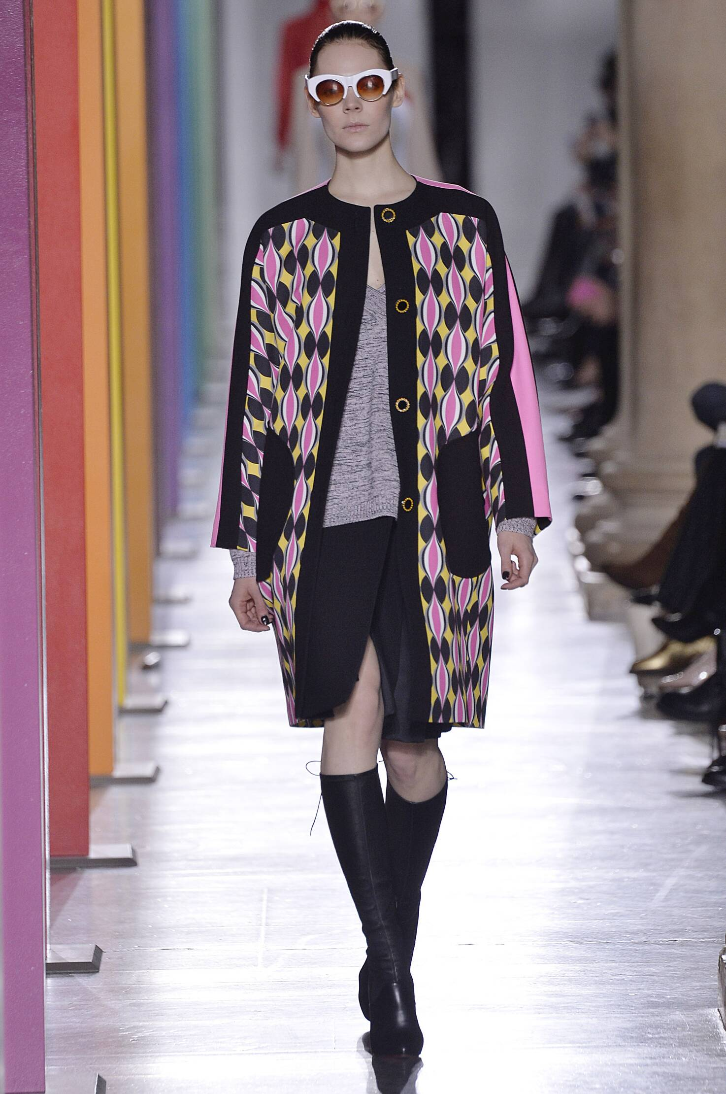 Winter Fashion Trends 2015 2016 Jonathan Saunders Collection