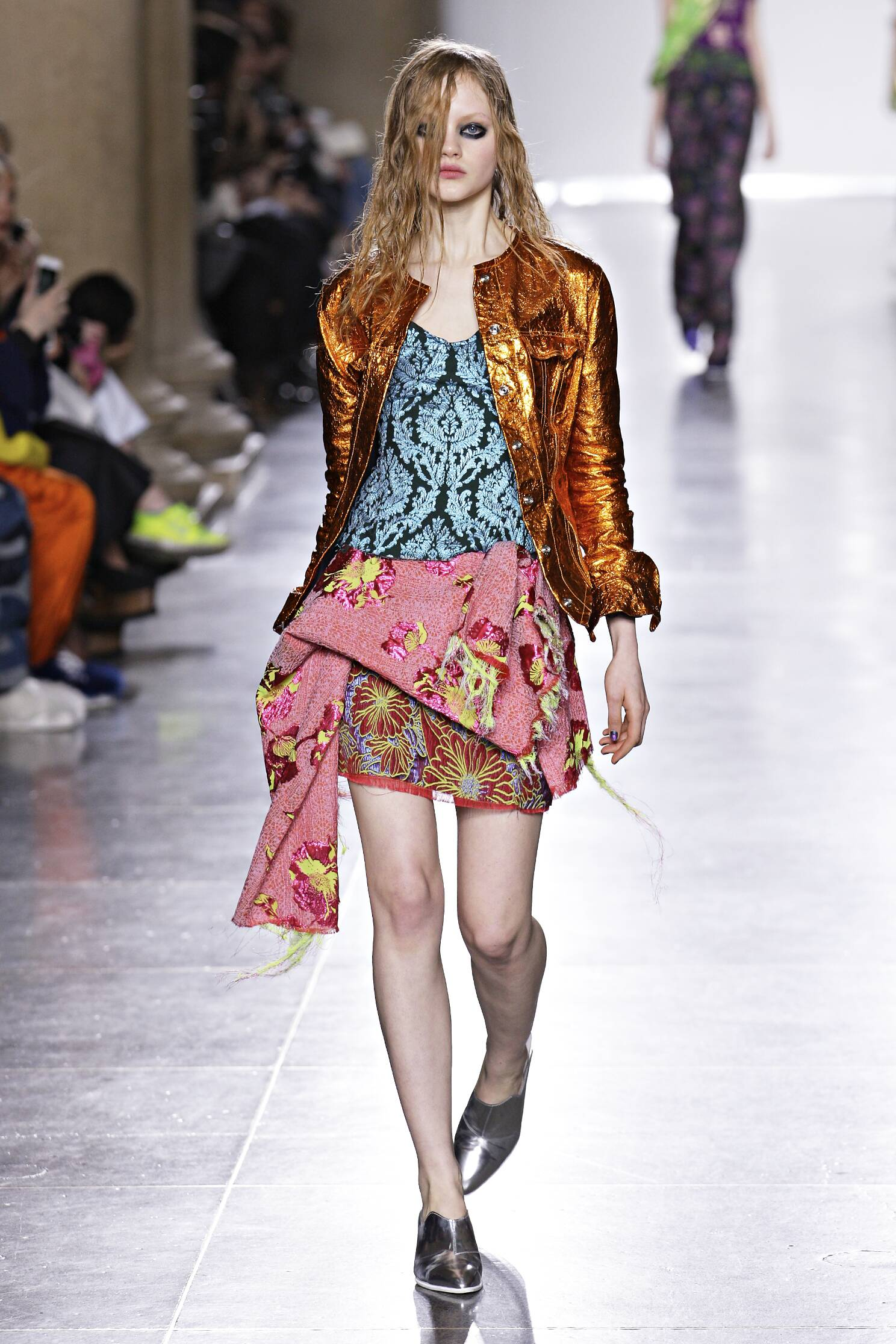 Winter Fashion Trends 2015 2016 Marques Almeida Collection
