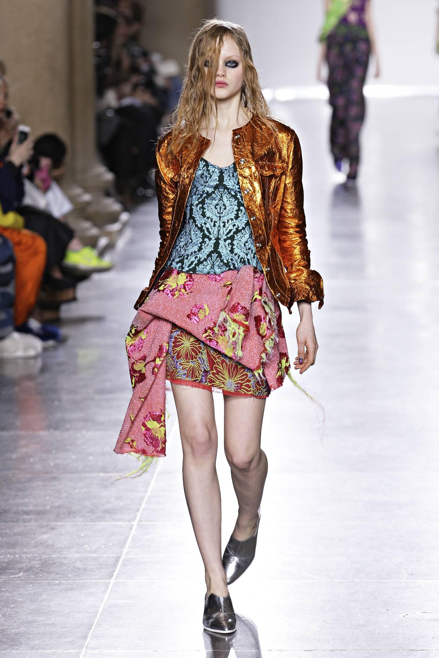 Winter Fashion Trends 2015 2016 Marques Almeida Collection