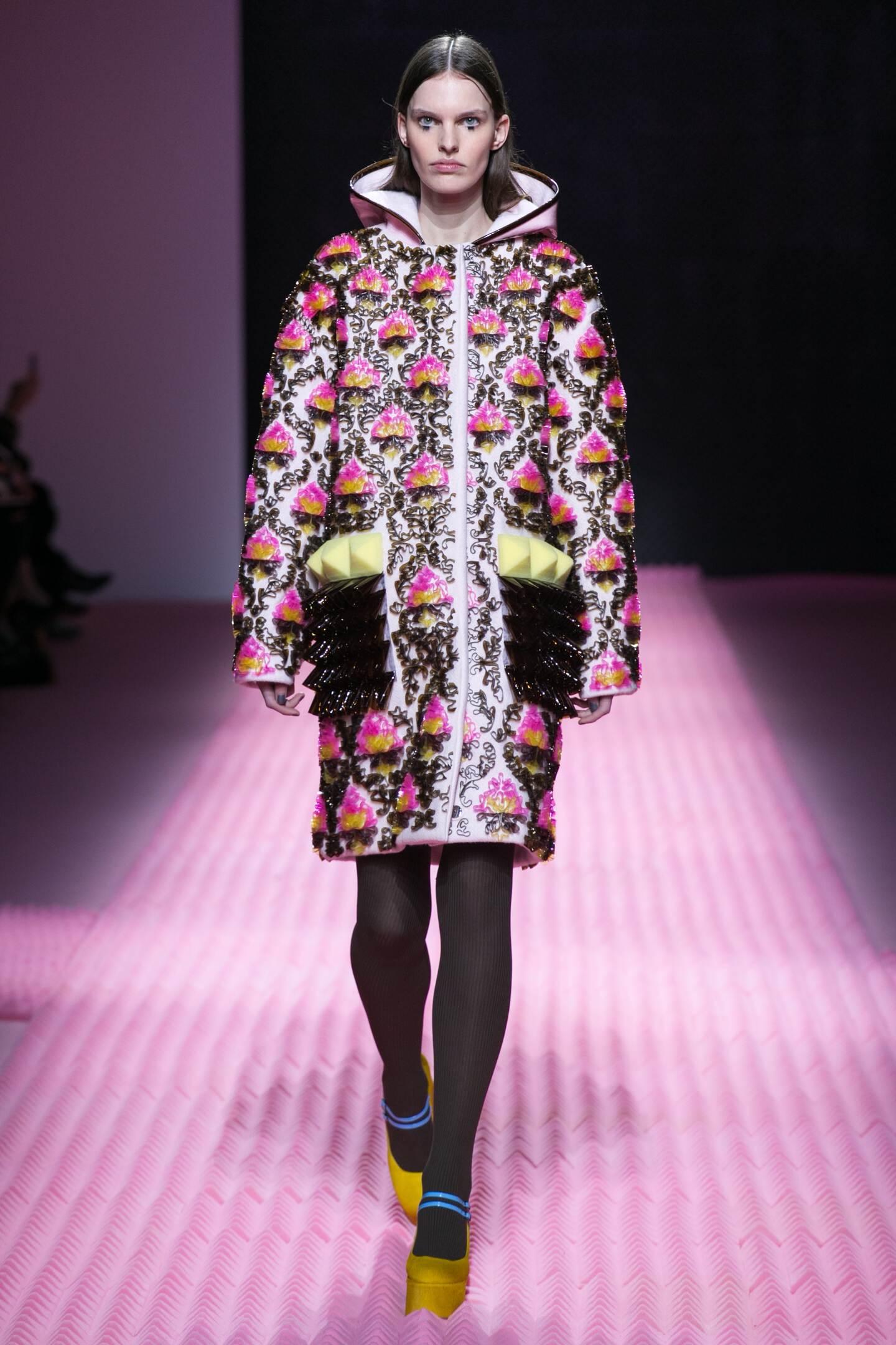 Winter Fashion Trends 2015 2016 Mary Katrantzou Collection