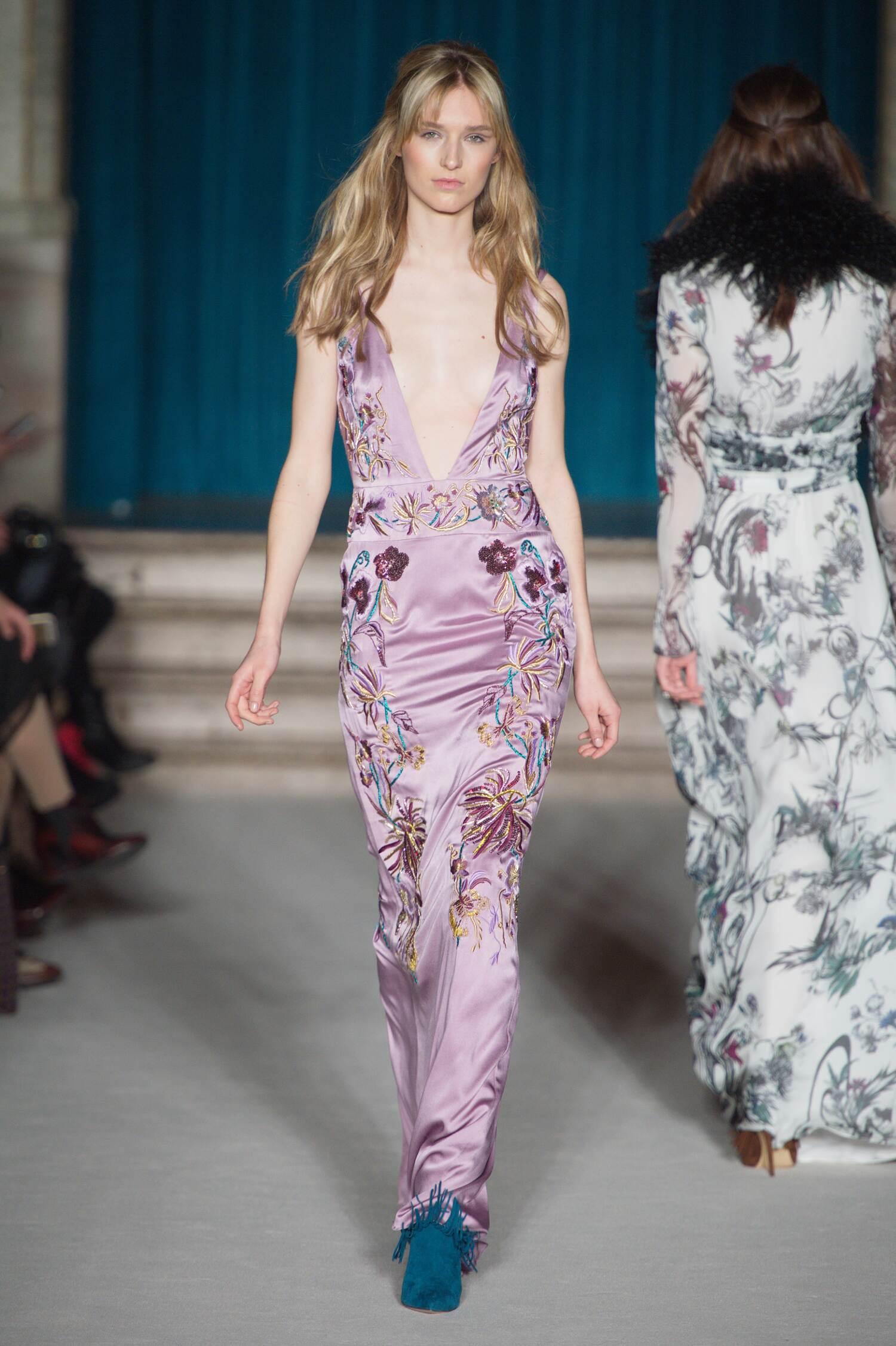 Winter Fashion Trends 2015 2016 Matthew Williamson Collection