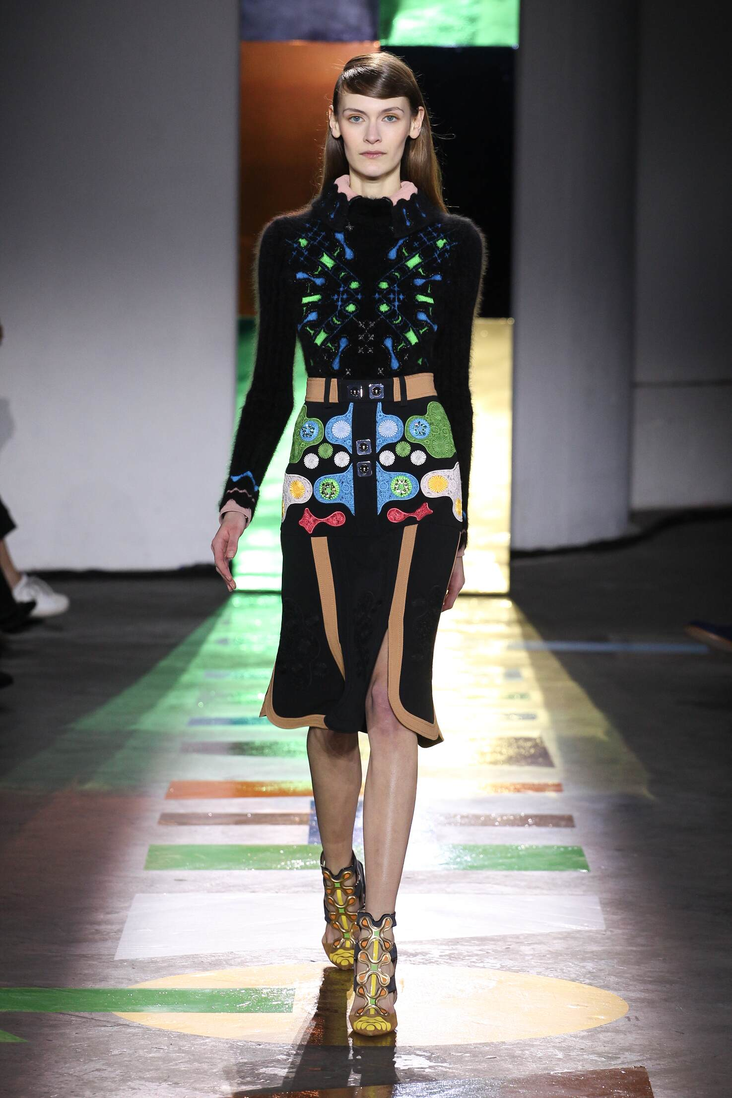 Winter Fashion Trends 2015 2016 Peter Pilotto Collection