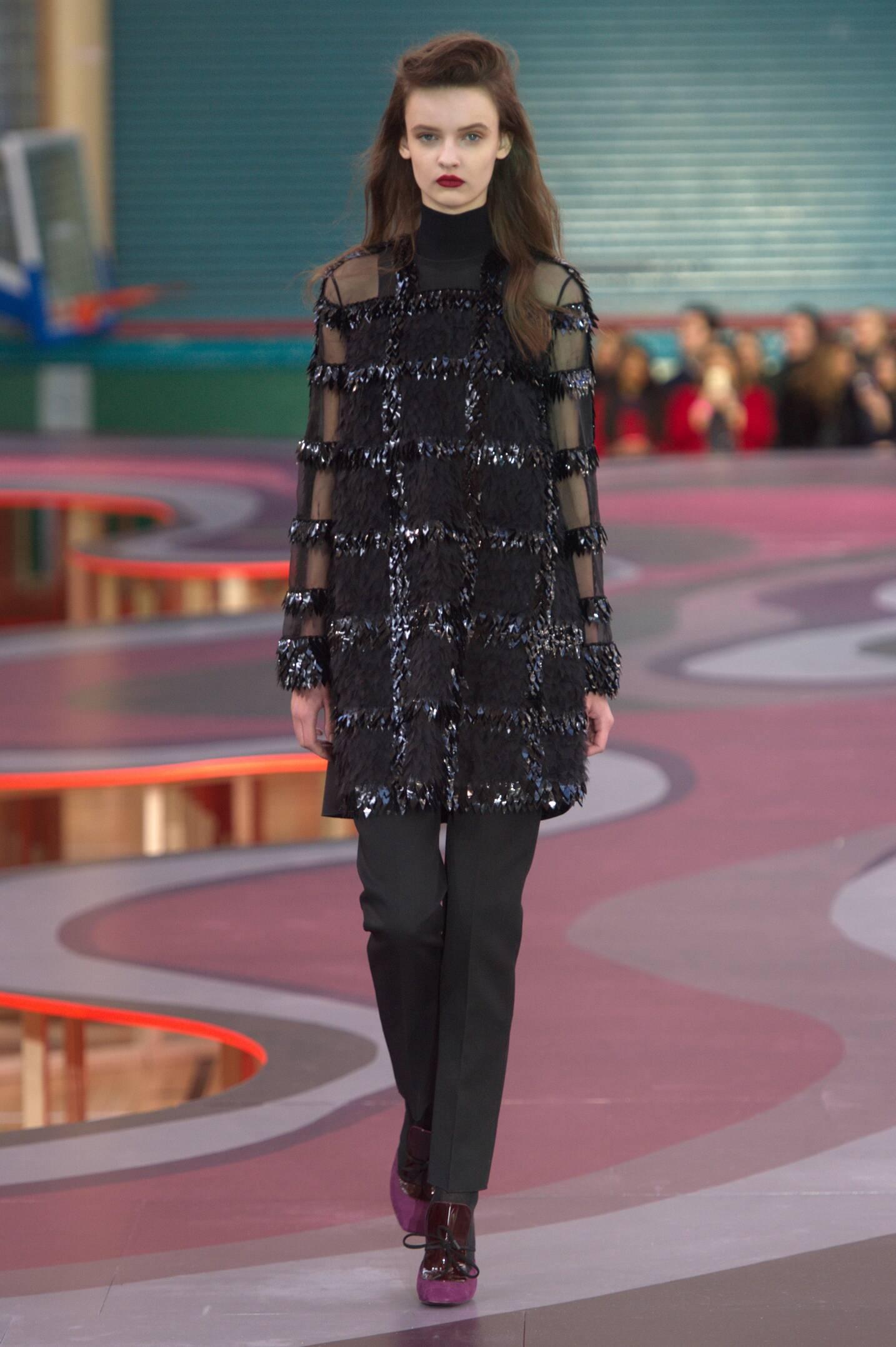 Winter Fashion Trends 2015 2016 Roksanda Collection