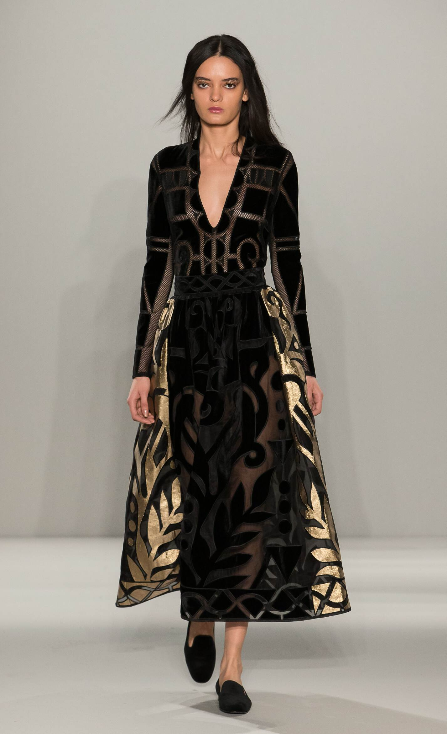 Winter Fashion Trends 2015 2016 Temperley London Collection