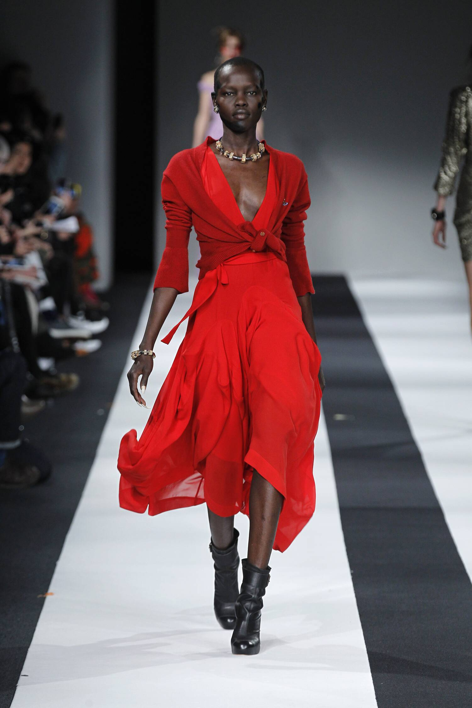 Winter Fashion Trends 2015 2016 Vivienne Westwood Red Label Collection