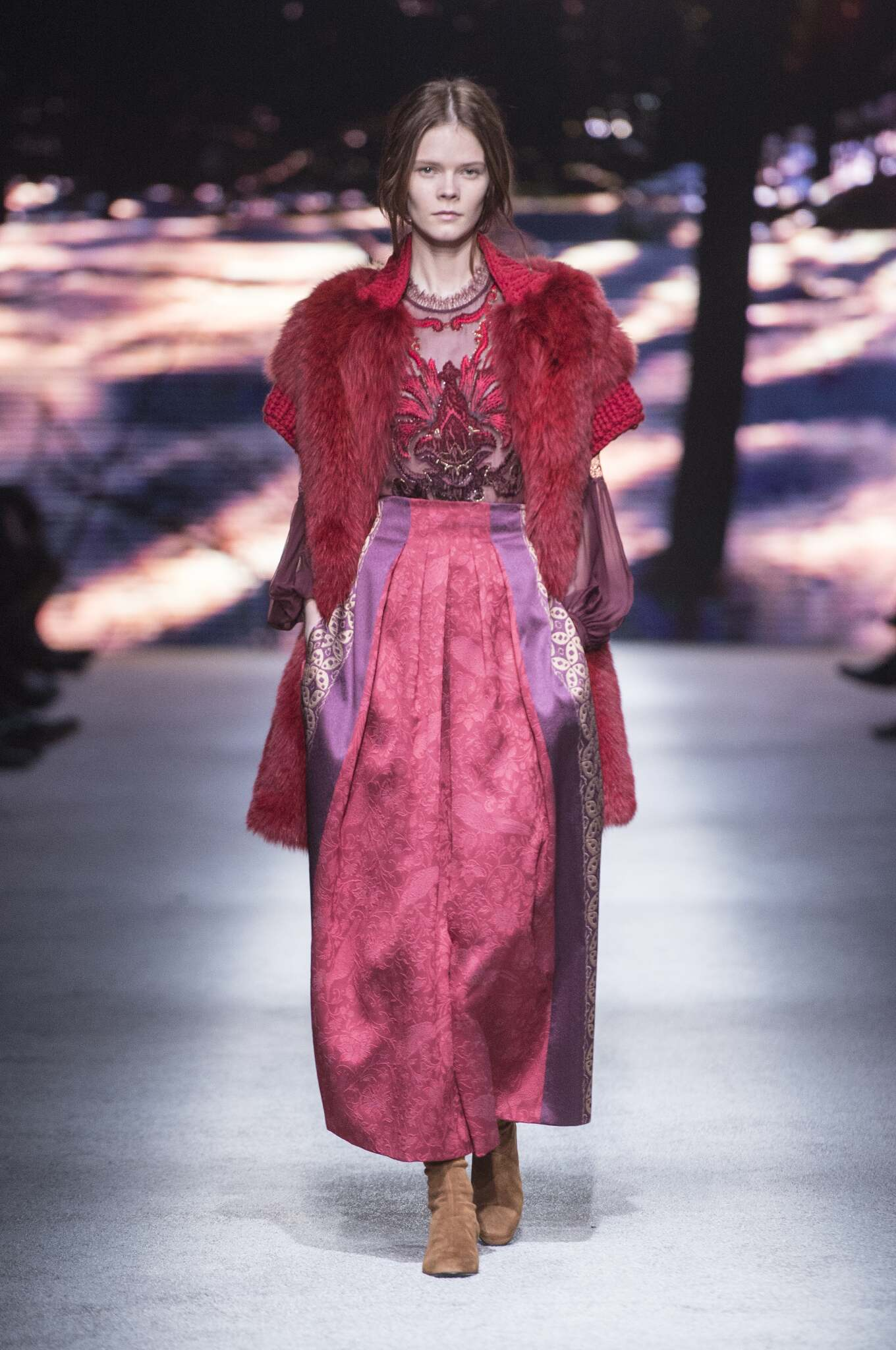 Winter Trends 2015 Alberta Ferretti Collection