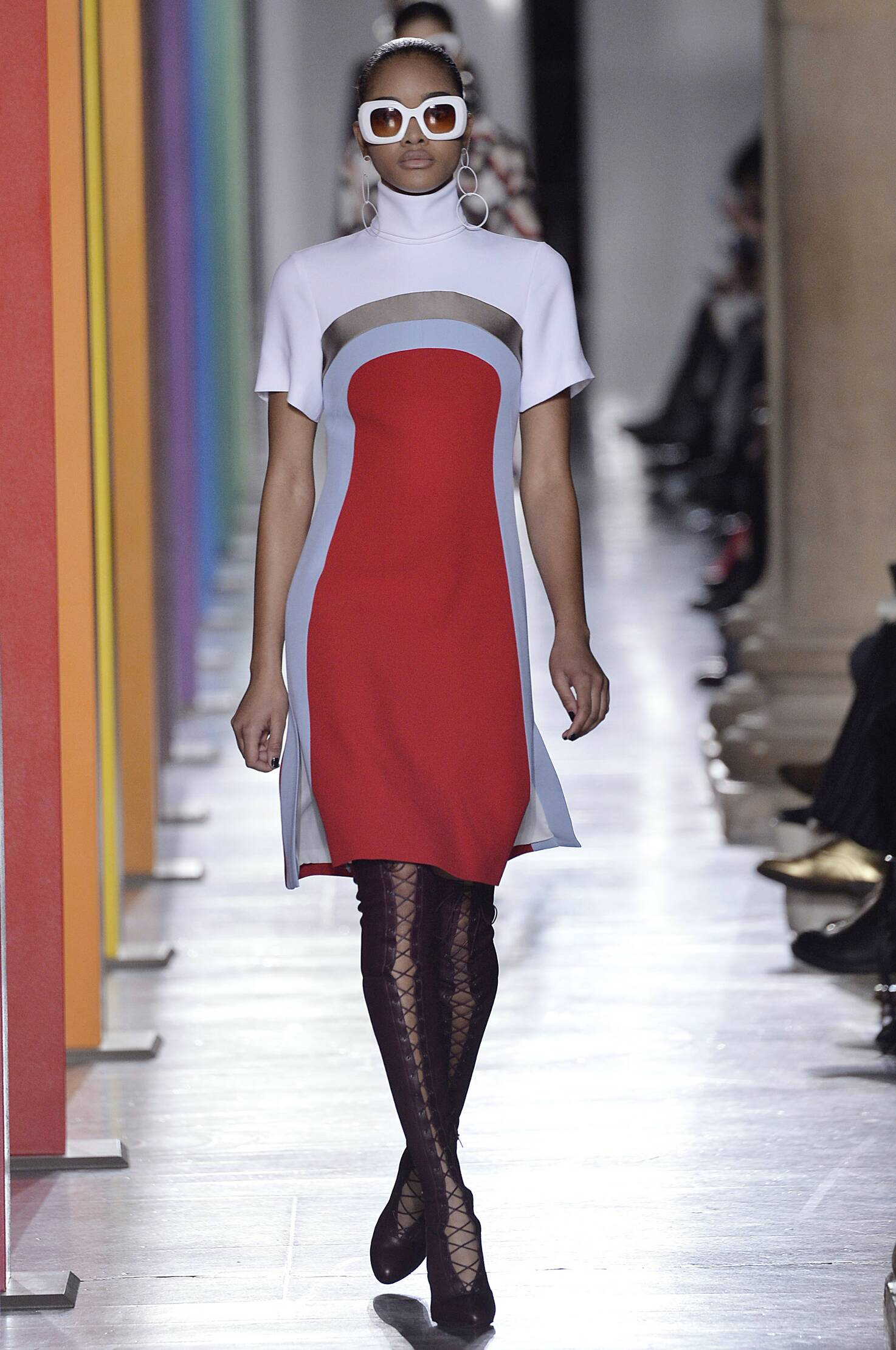 Winter Trends 2015 Jonathan Saunders Collection