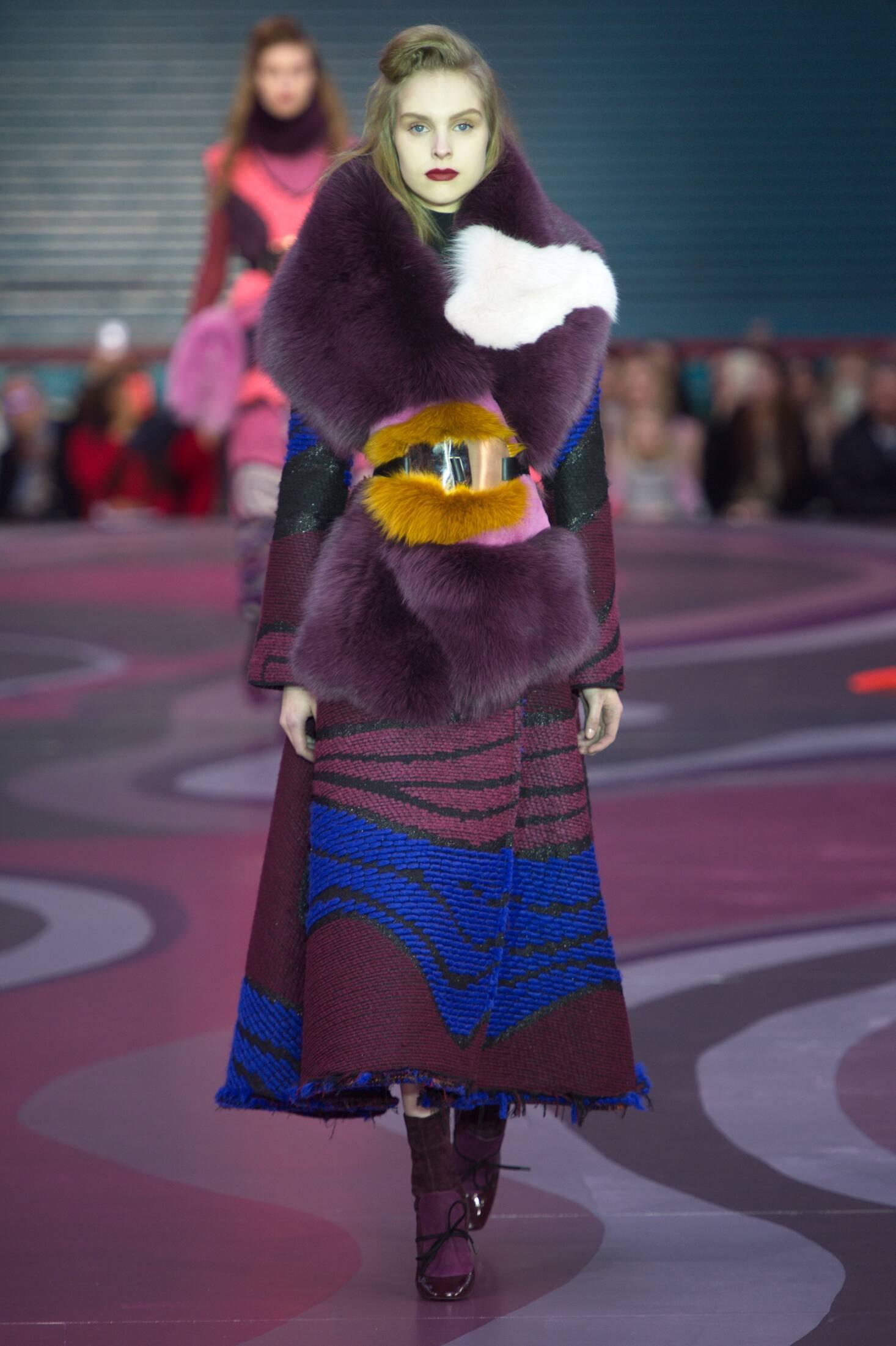 Winter Trends 2015 Roksanda Collection