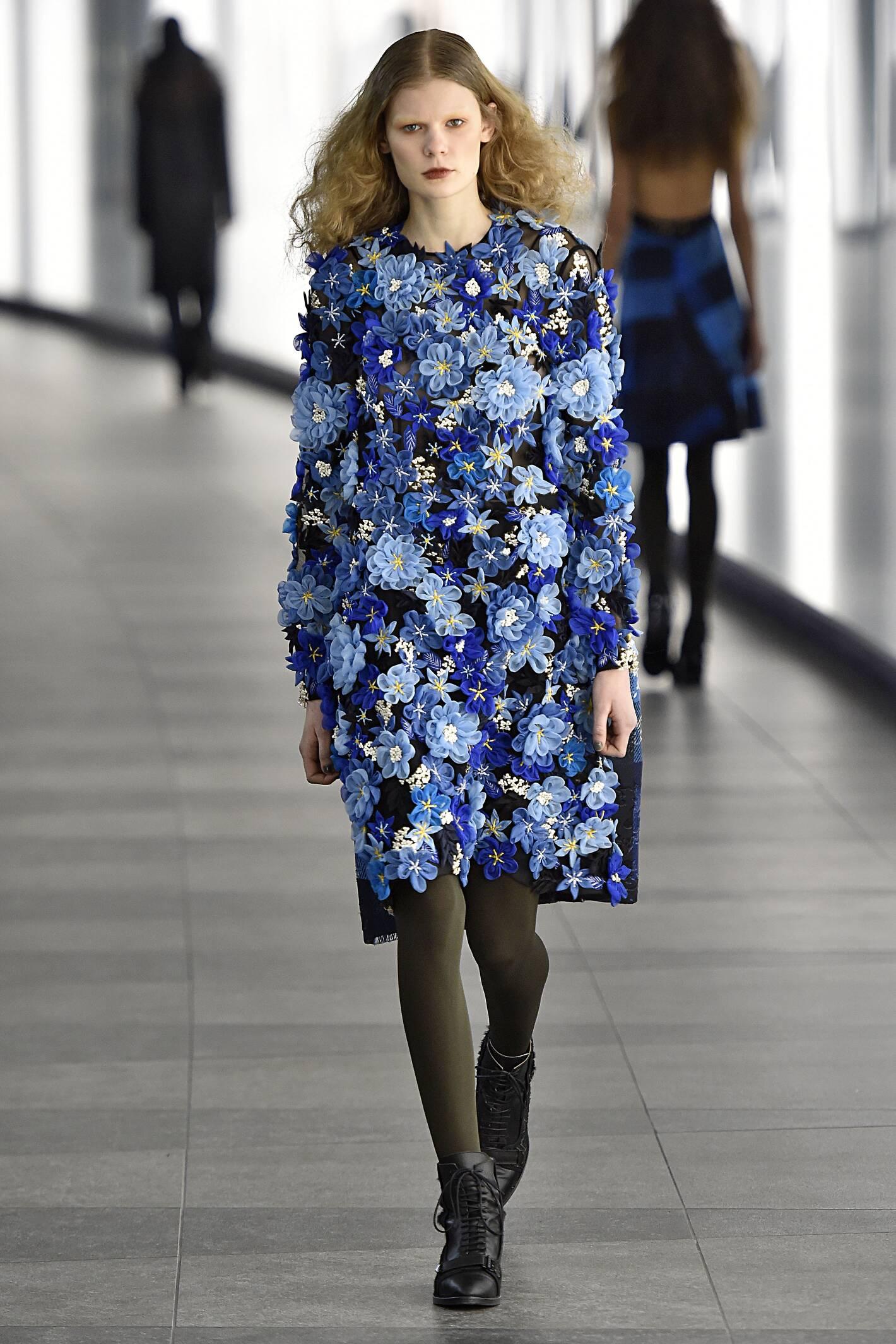 Woman Style Preen by Thornton Bregazzi