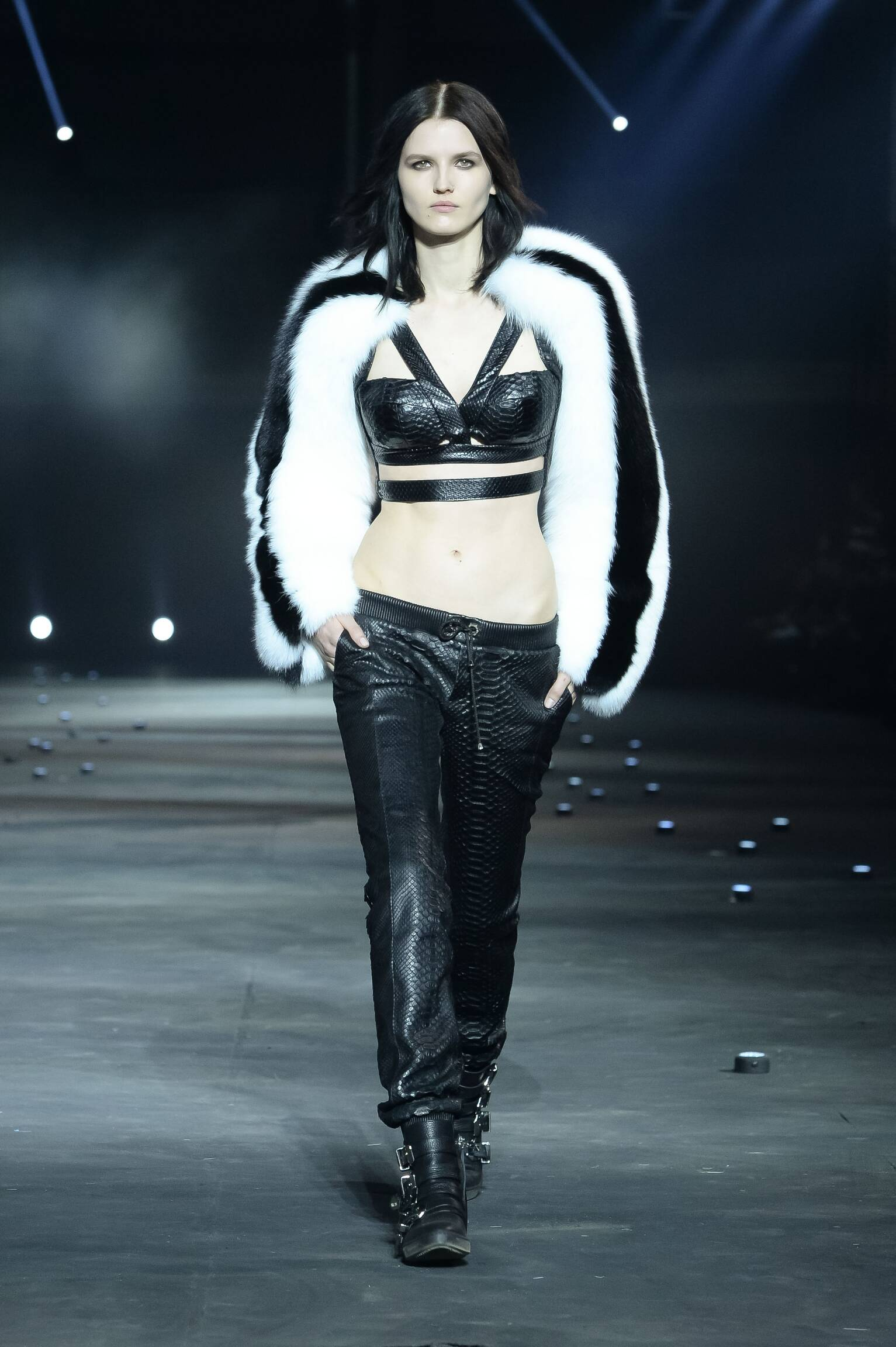 2016 Fall Fashion Woman Philipp Plein Collection