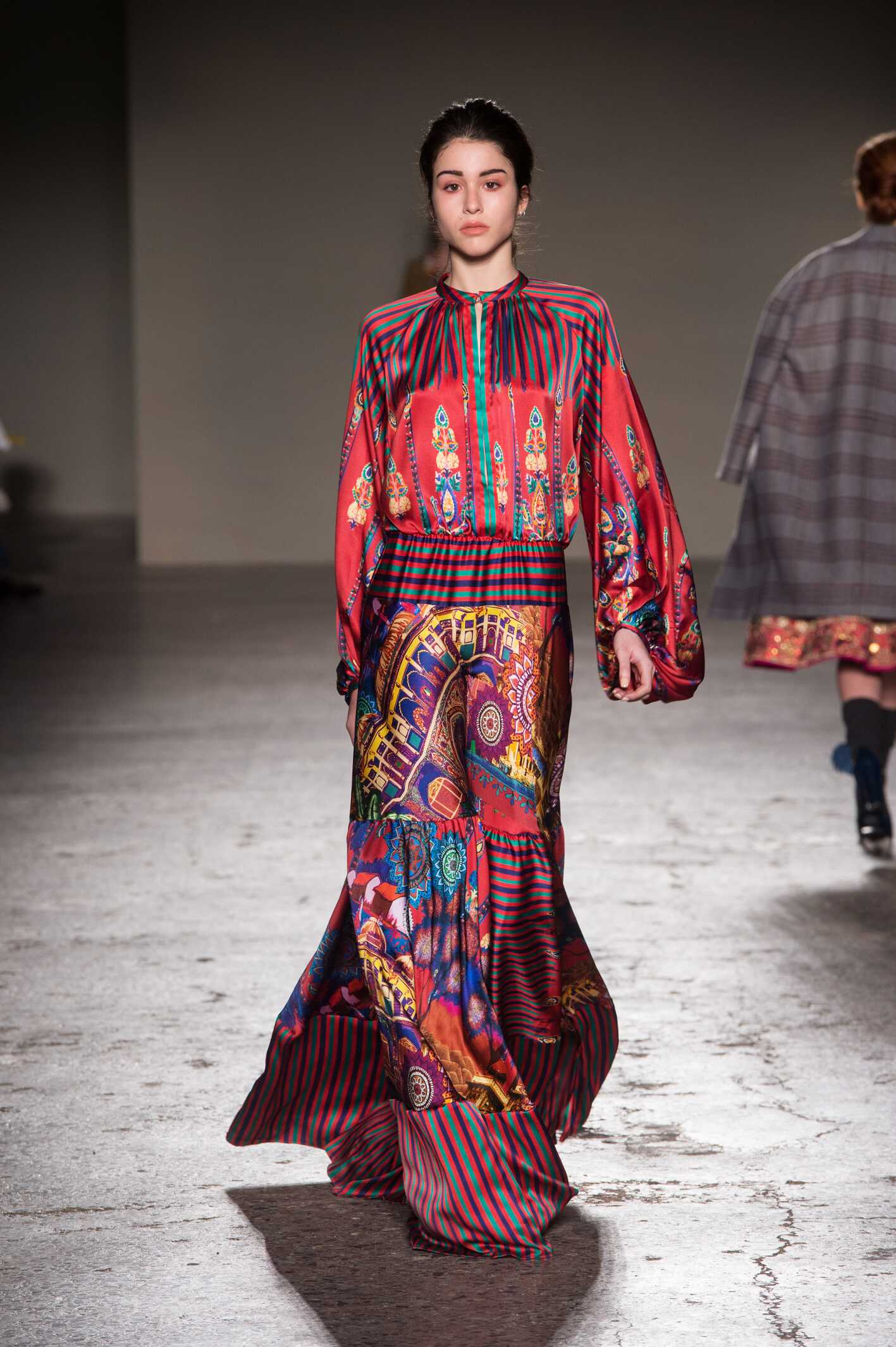 2016 Fall Fashion Woman Stella Jean Collection