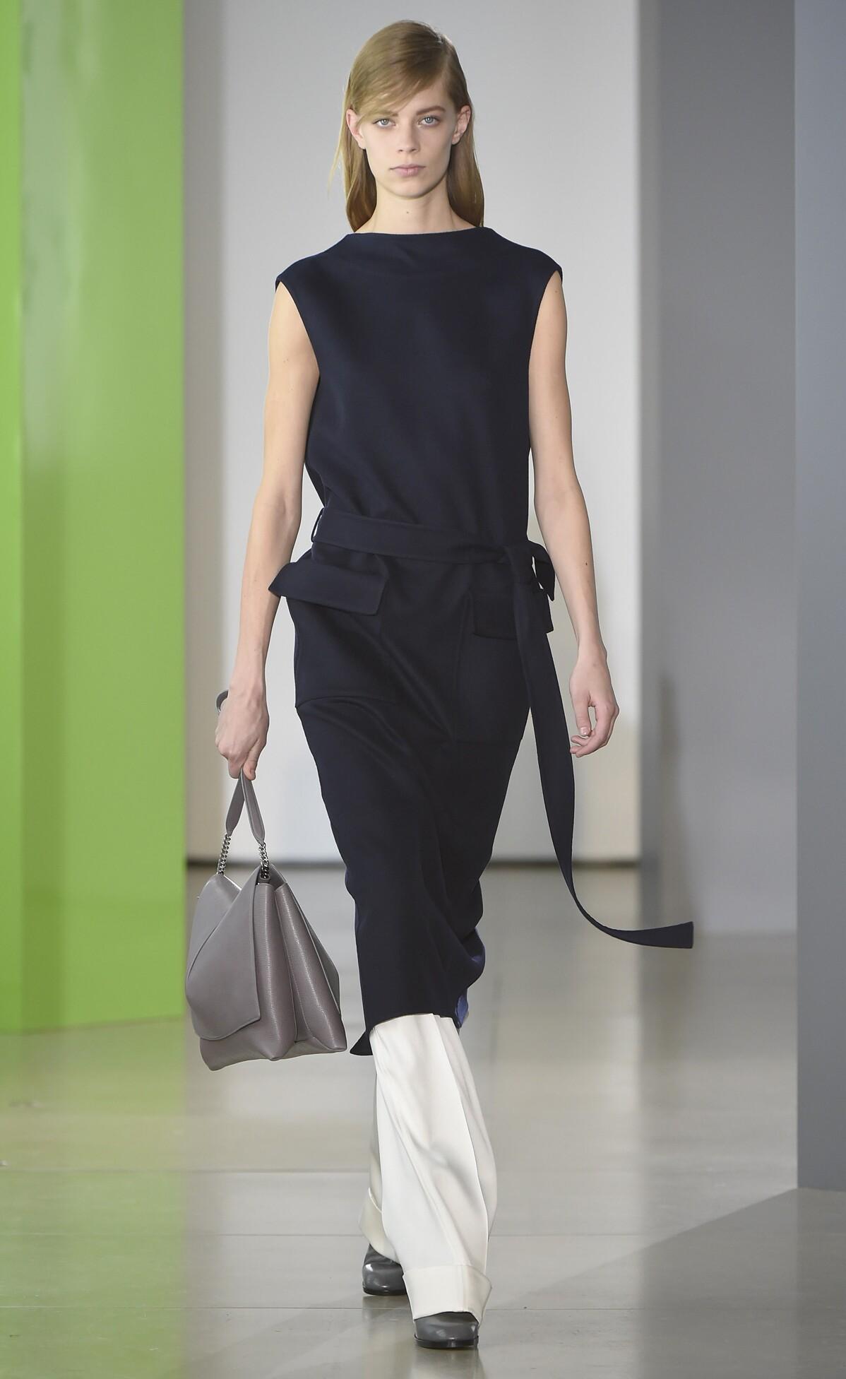 Catwalk Jil Sander Collection Fashion Show Winter 2015
