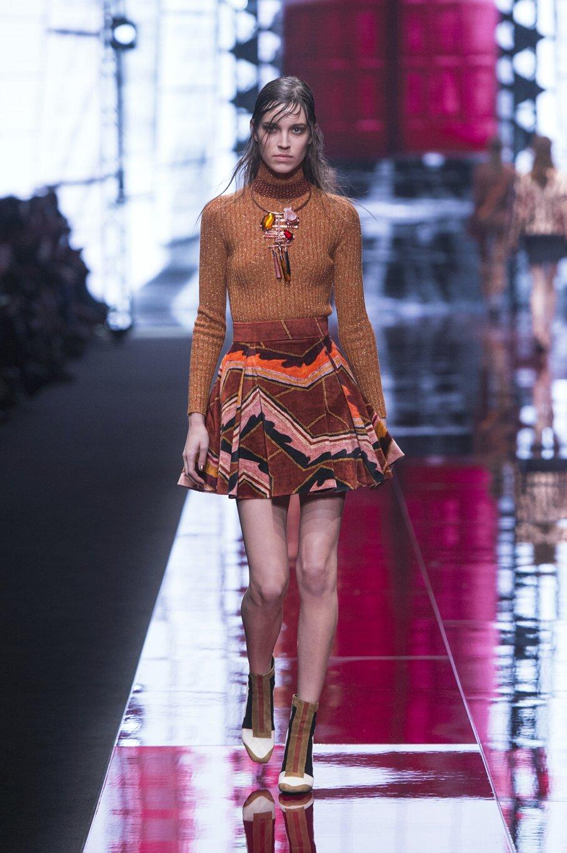 Catwalk Just Cavalli Womenswear Collection Winter 2015