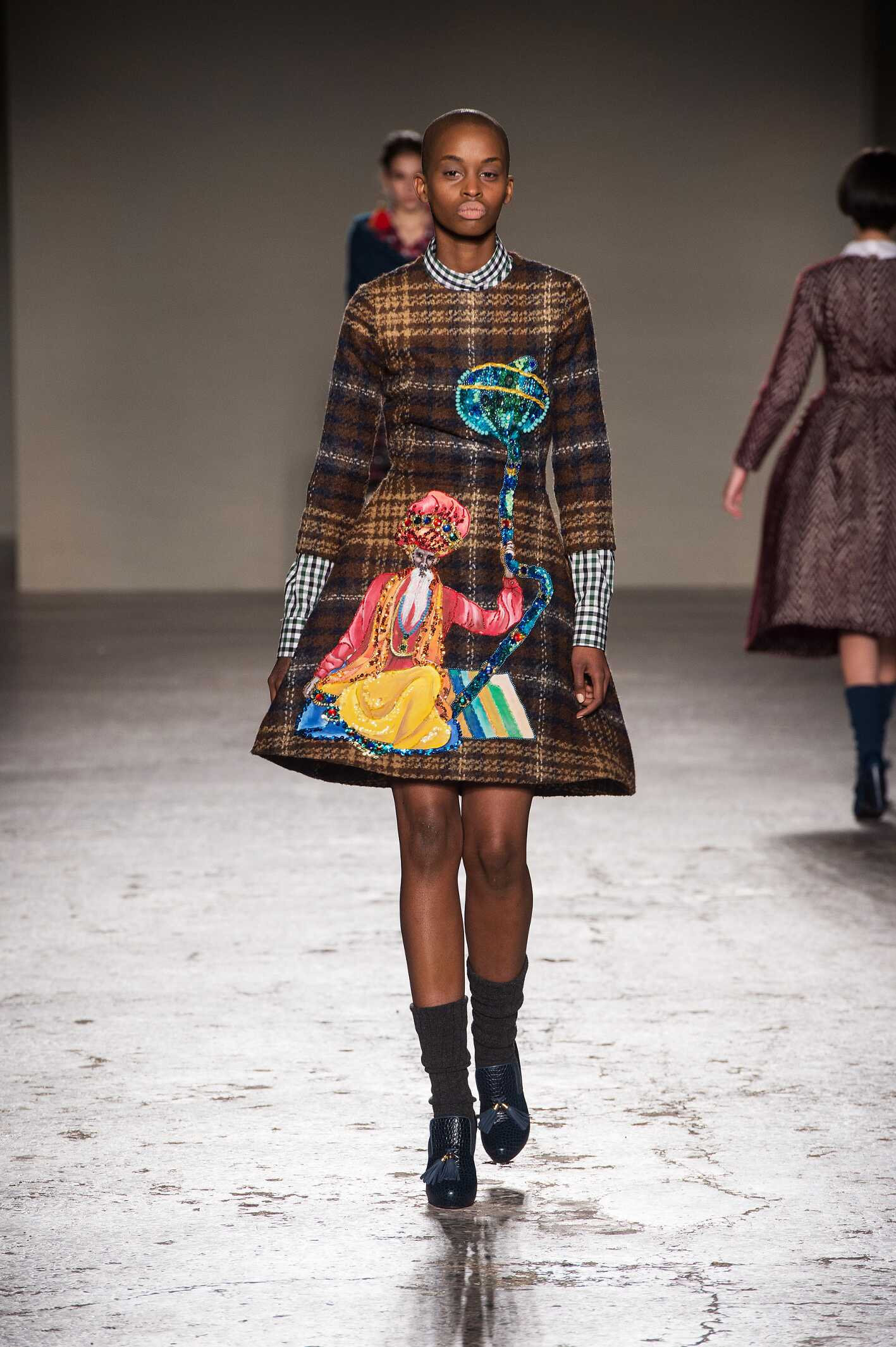 Fall 2015 Fashion Trends Stella Jean Collection