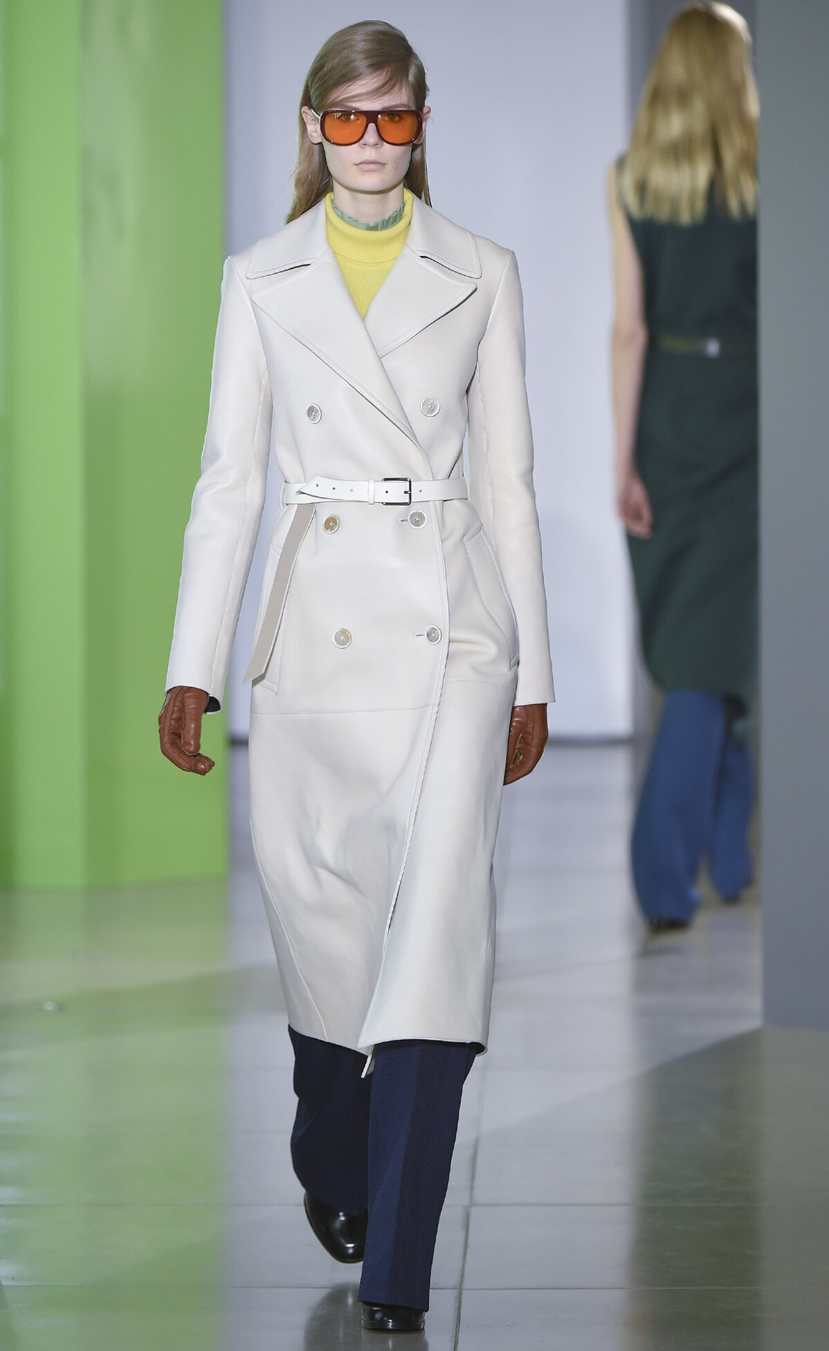 Fall 2015 Women Fashion Show Jil Sander Collection